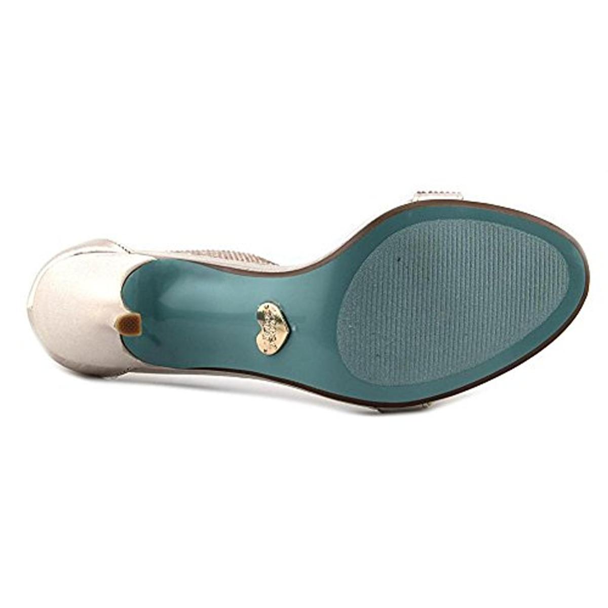 Blue-by-Betsey-Johnson-Womens-Shilo-Studded-Heels-Dress-Sandals-Shoes-BHFO-0493 thumbnail 8