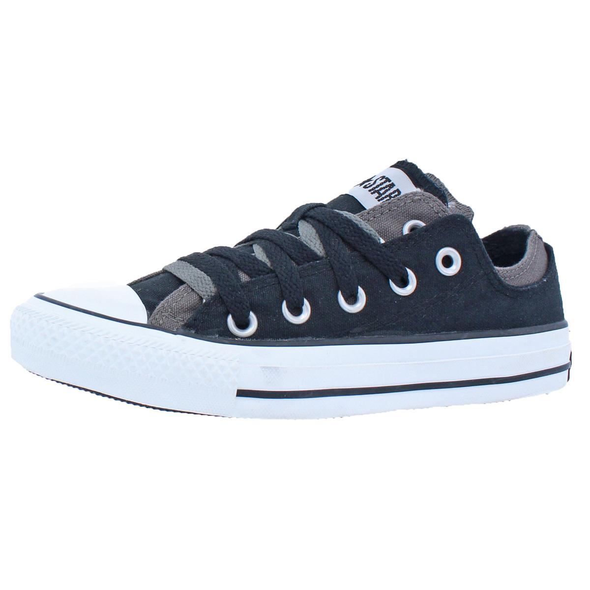78cd10be0698 Details about Converse Mens Chuck Taylor All Star Double Upper Skate Shoes  3 Medium (D) 9481