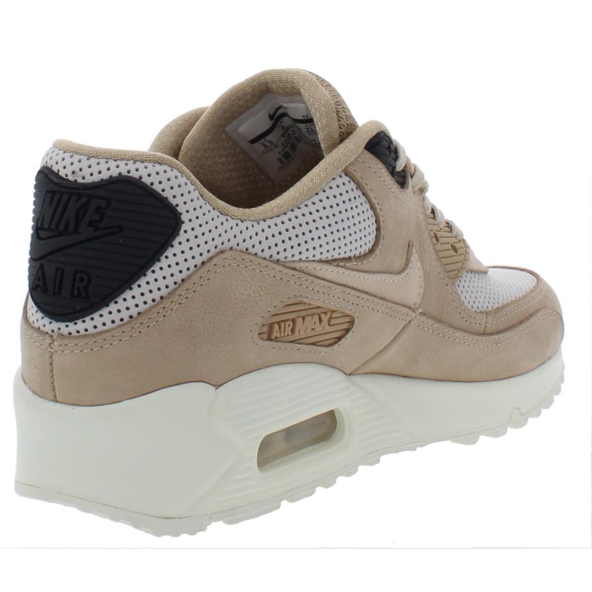 Nike-Womens-Air-Max-90-Pinnacle-Suede-Low-Top-Fashion-Sneakers-Shoes-BHFO-4140 thumbnail 8