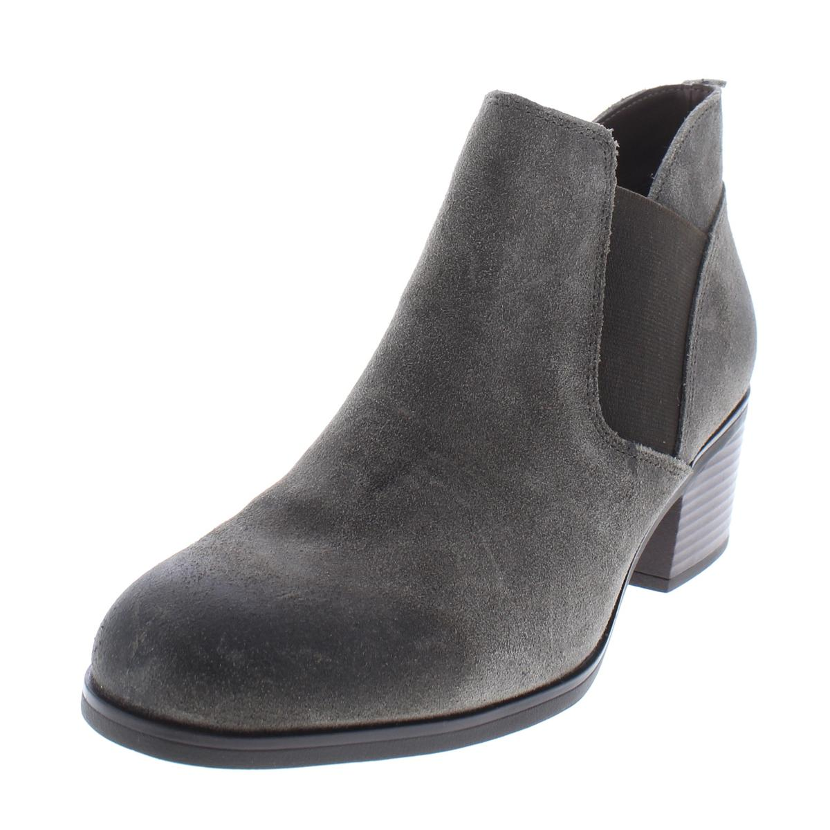Rockport Damenschuhe Danii Suede Booties Padded Insole Chelsea Chelsea Chelsea Stiefel Schuhes BHFO 6789 a2322b