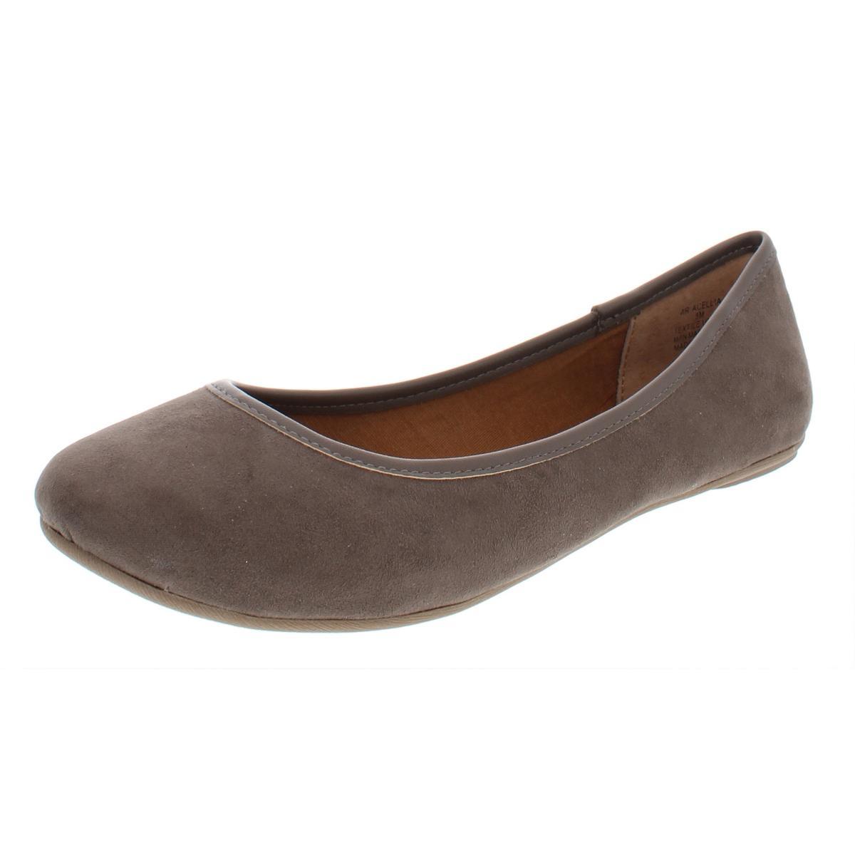 American-Rag-Womens-Cellia-Contrast-Trim-Slip-On-Ballet-Flats-Shoes-BHFO-6452 thumbnail 11