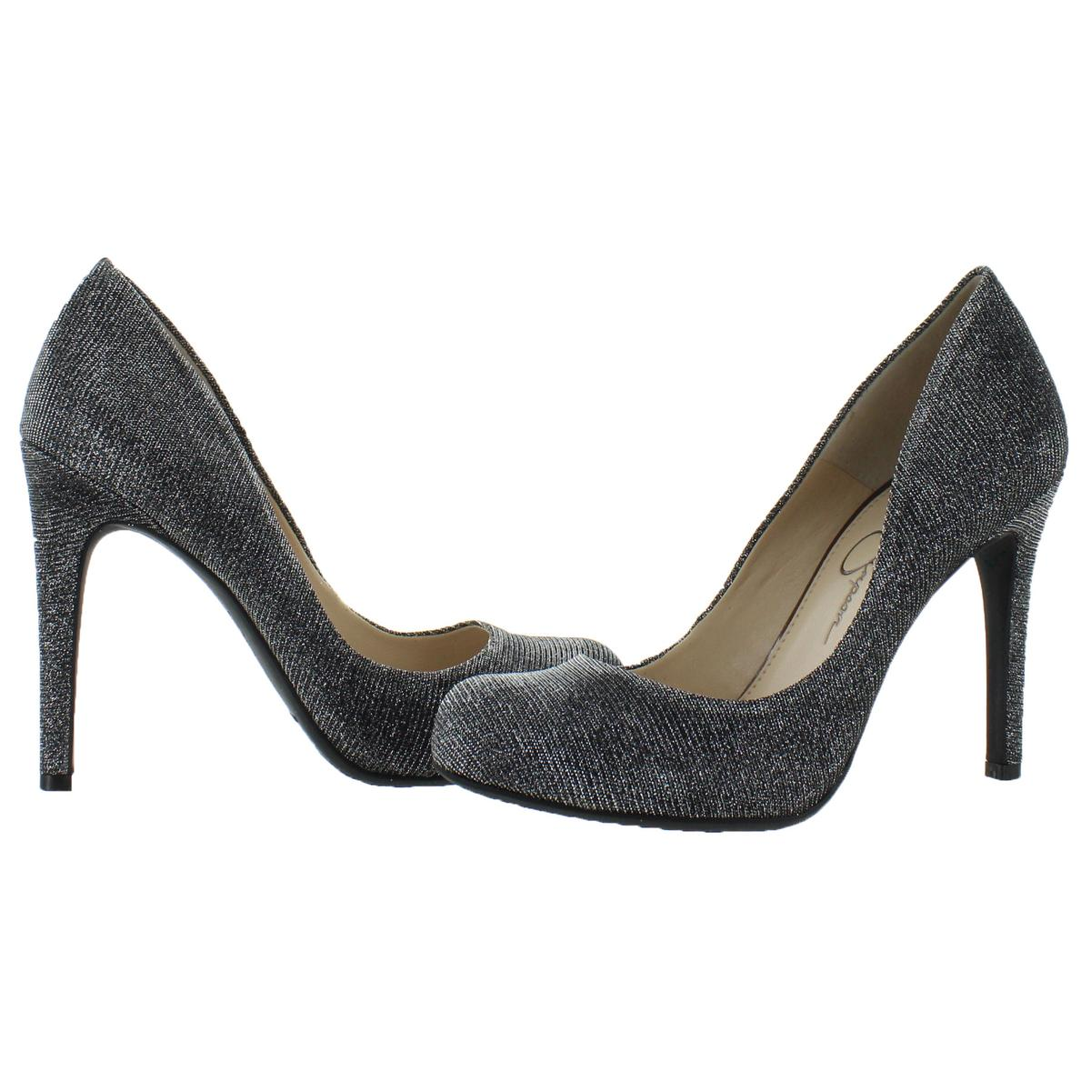 Jessica-Simpson-Women-039-s-Calie-Round-Toe-Classic-Heels-Pumps-Shoes thumbnail 12