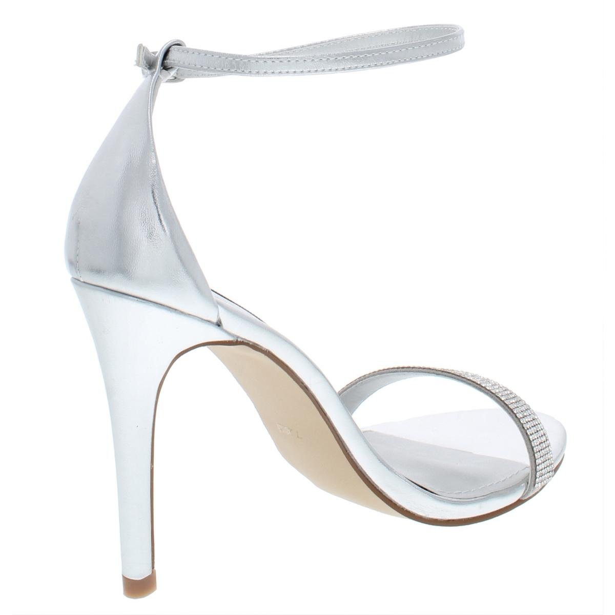 Steve-Madden-Womens-Stecy-Dress-Evening-Sandals-Shoes-BHFO-6444 thumbnail 10