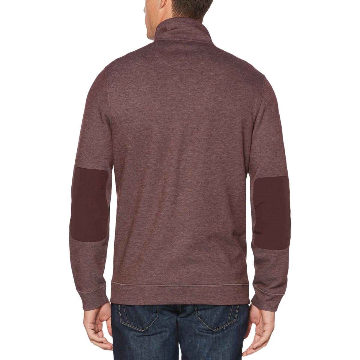 a828d6507b Details about Perry Ellis Mens Knit Heathered Long Sleeves Hoodie BHFO 0910