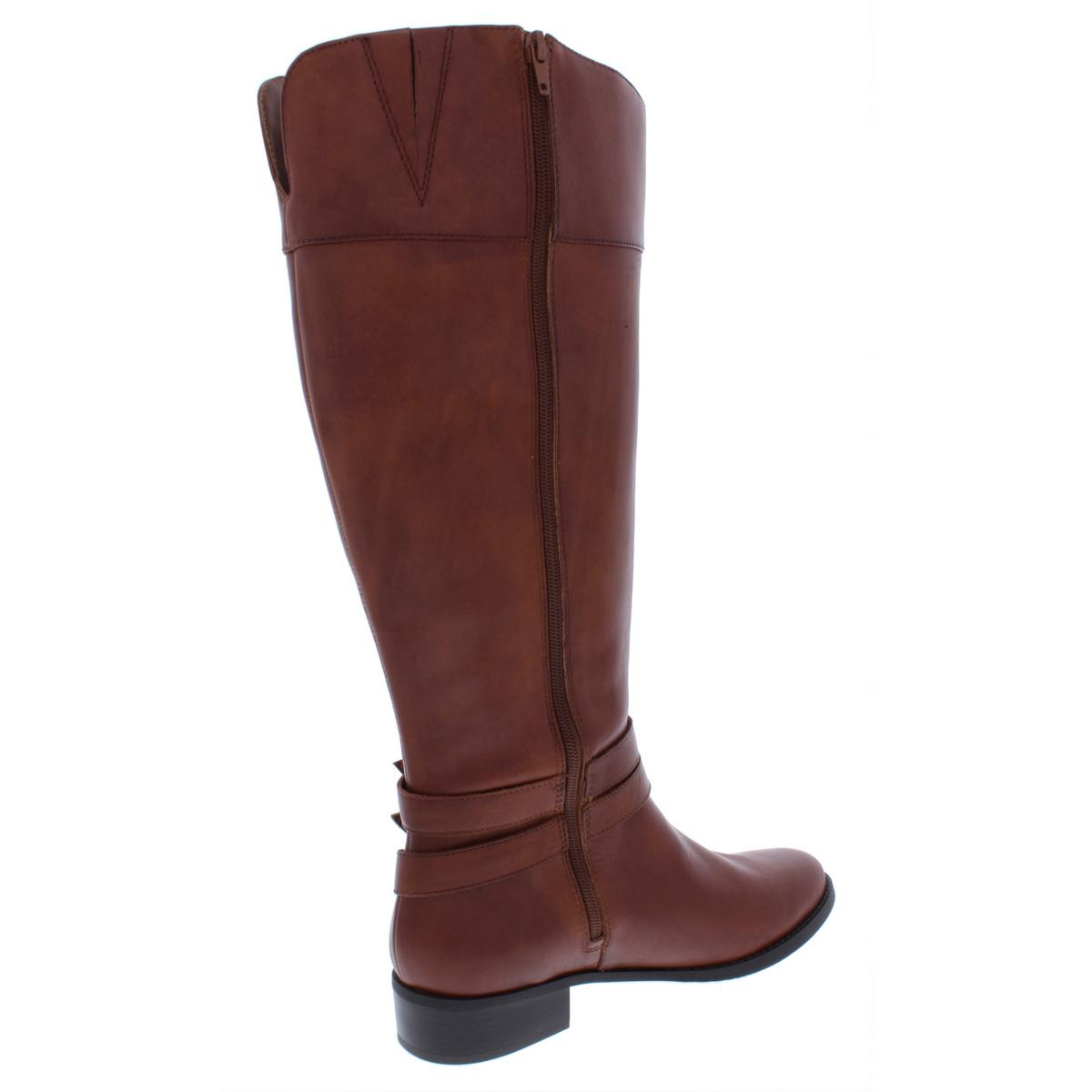 INC-Womens-Frank-II-Leather-Wide-Calf-Knee-High-Riding-Boots-Shoes-BHFO-5125 thumbnail 8