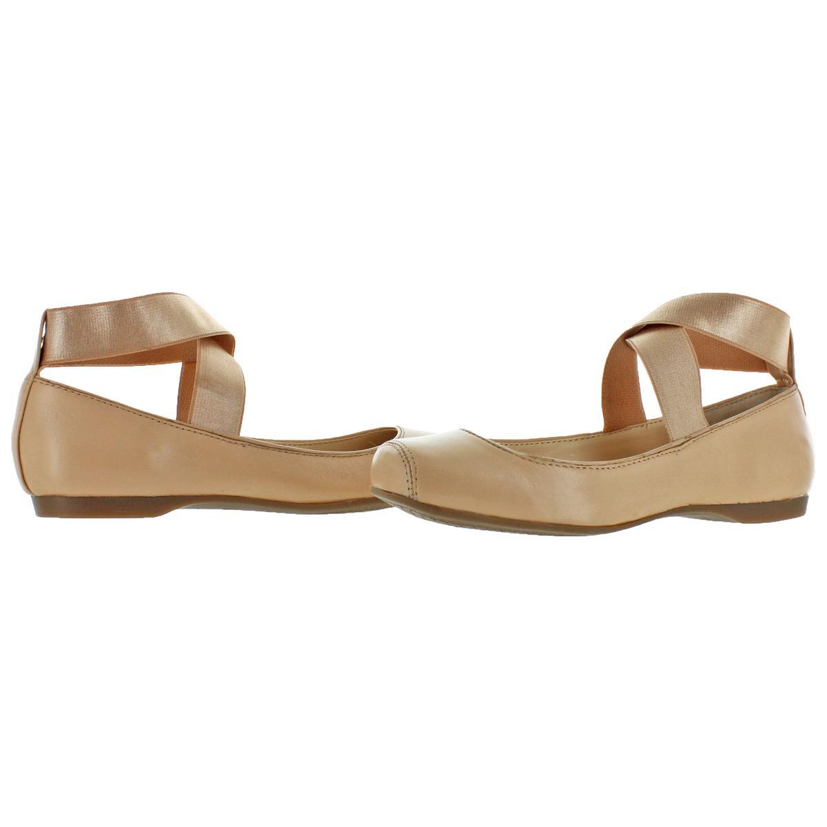 Jessica-Simpson-Women-039-s-Mandalaye-Square-Toe-Ankle-Wrap-Ballet-Flats thumbnail 15