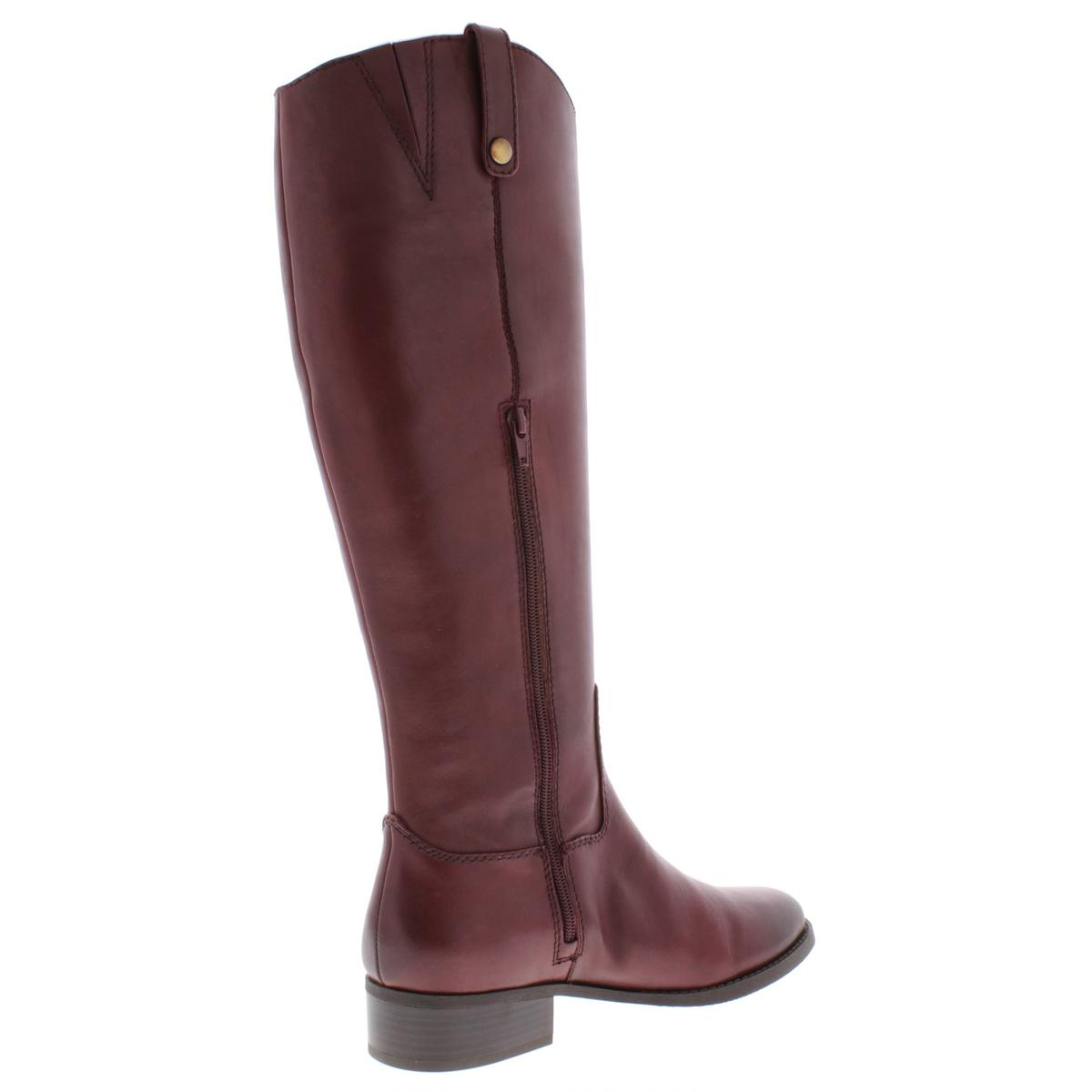 INC-Womens-Fawne-Leather-Knee-High-Tall-Riding-Boots-Shoes-BHFO-5020 thumbnail 15
