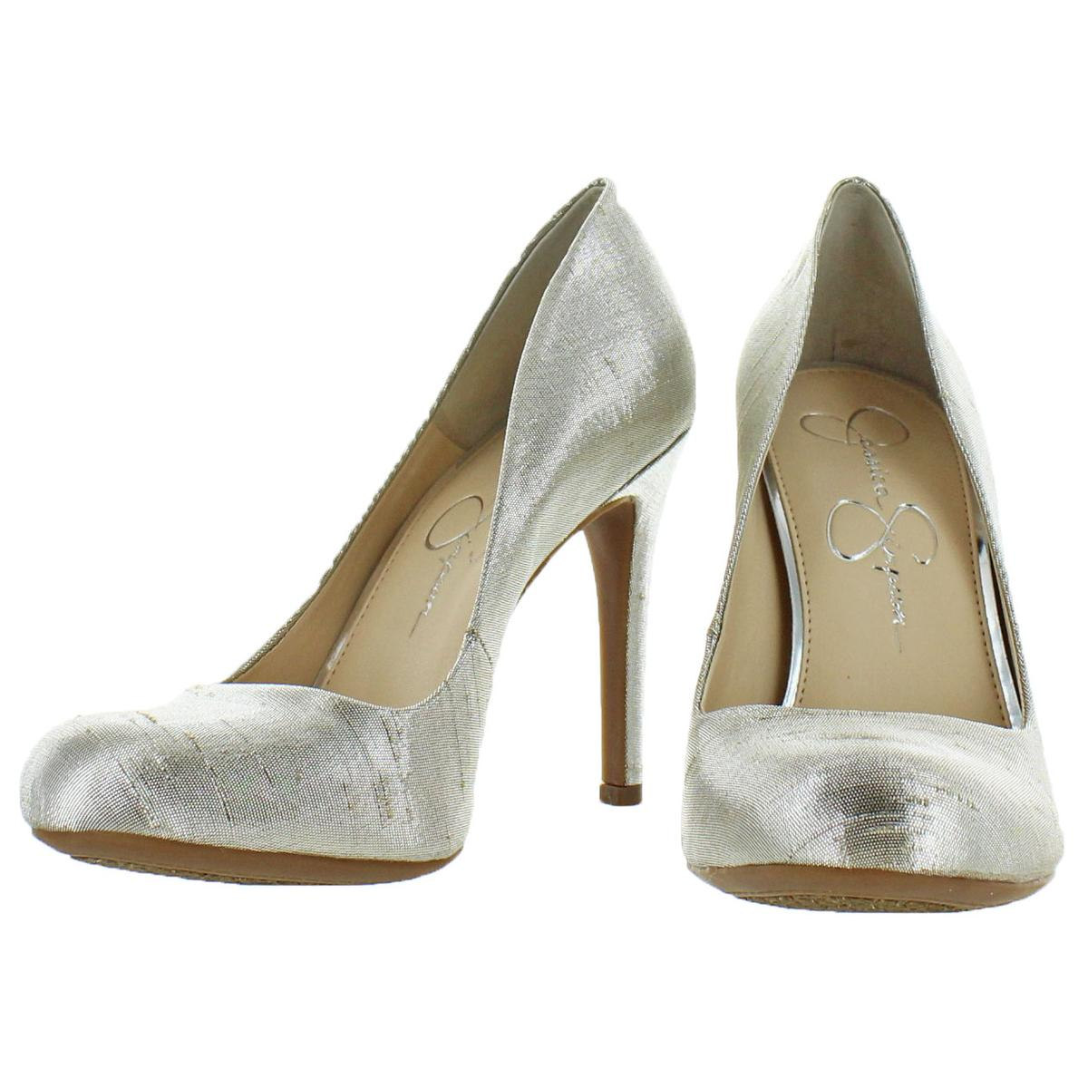Jessica-Simpson-Women-039-s-Calie-Round-Toe-Classic-Heels-Pumps-Shoes thumbnail 15