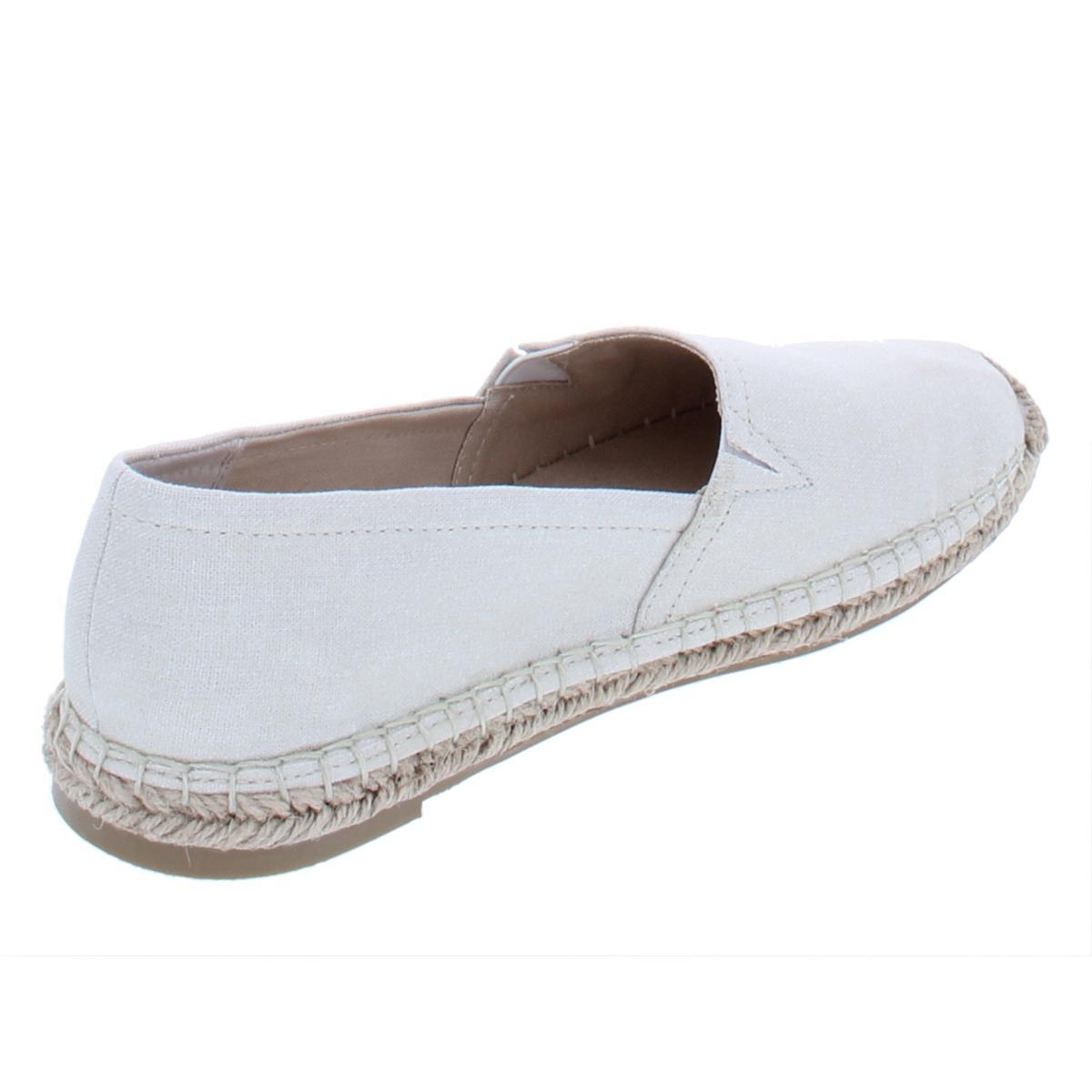 Seven-Dials-Womens-Hildie-Metallic-Loafers-Slip-On-Espadrilles-Flats-BHFO-9702 thumbnail 6