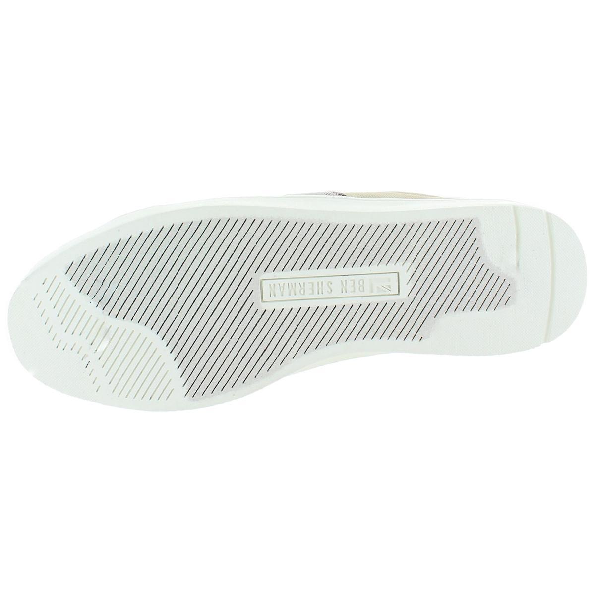 Ben-Sherman-Ashton-Men-039-s-Fashion-Court-Sneakers-Shoes thumbnail 9