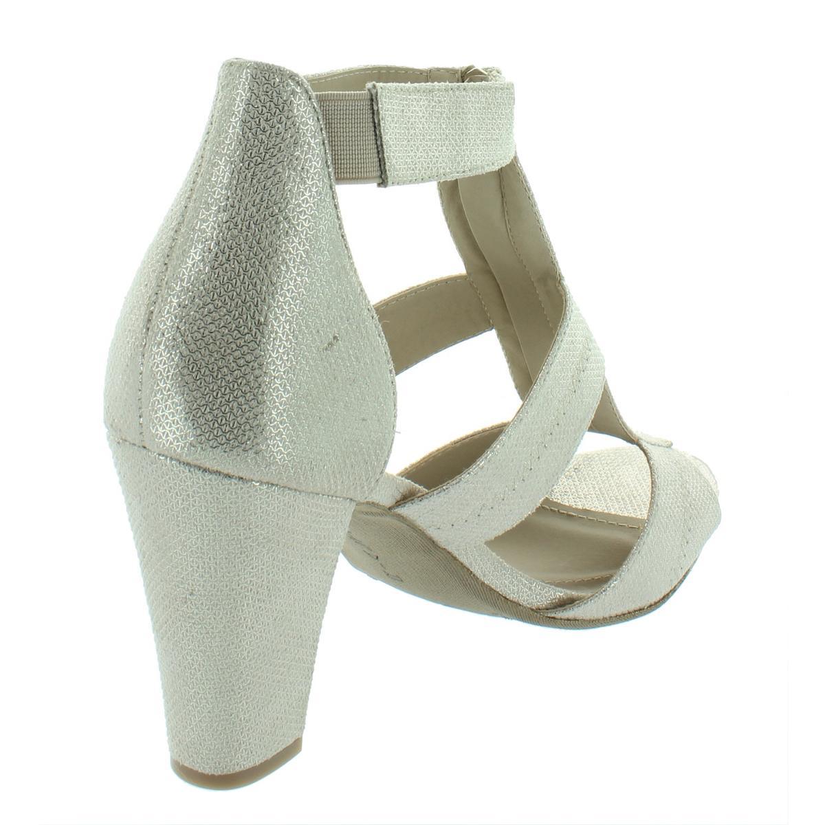 Rialto-Womens-Ritz-Open-Toe-Block-Heels-Evening-BHFO-8083 thumbnail 6