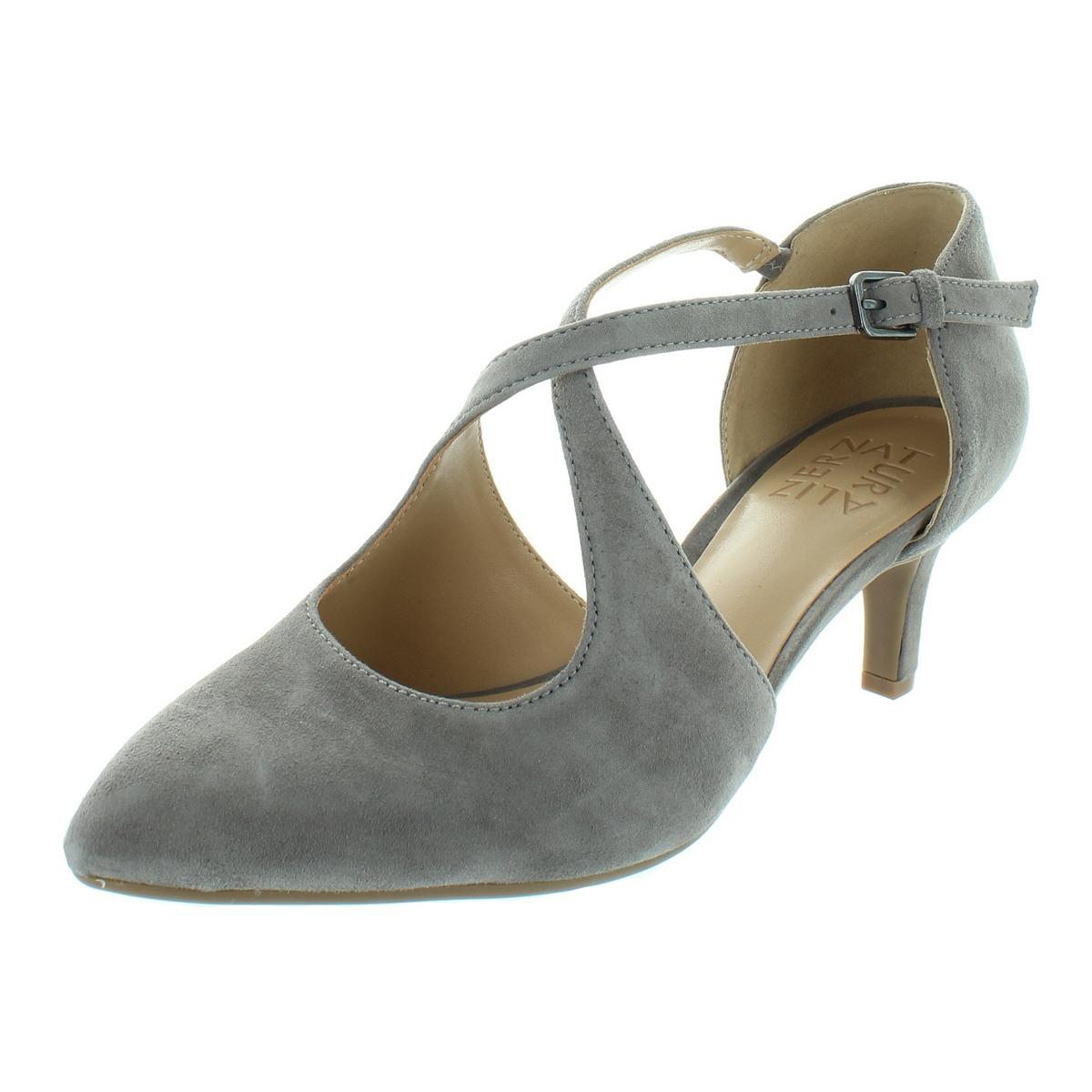 Naturalizer Naturalizer Naturalizer Damenschuhe Okira Padded Insole Pointed Toe D'Orsay Pumps Schuhes BHFO 6063 51078e