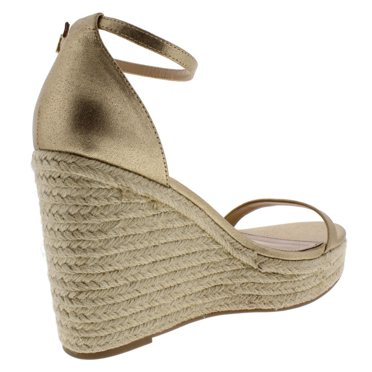 Steve-Madden-Womens-Survive-Padded-Insole-Espadrille-Wedges-Shoes-BHFO-5902 thumbnail 6
