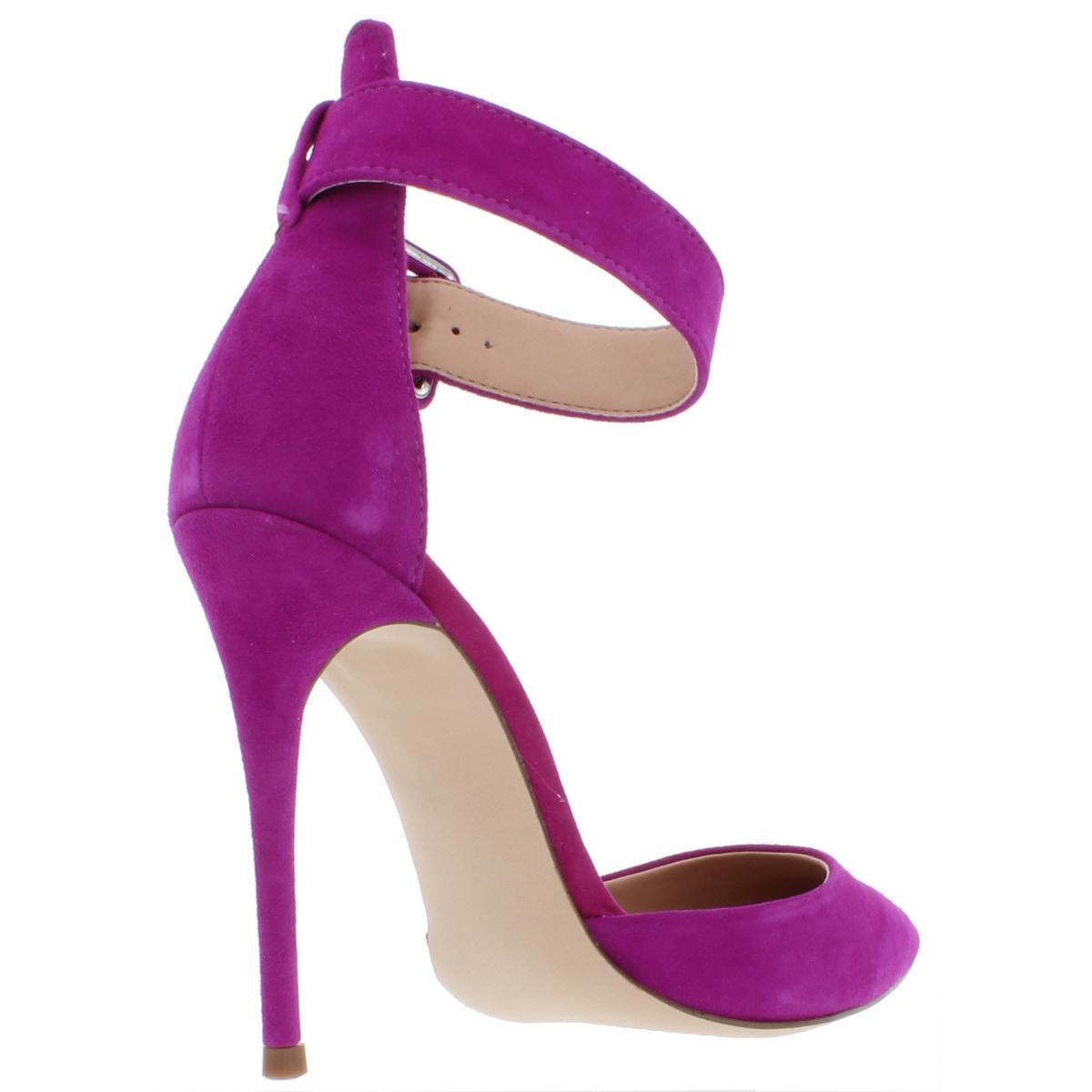 Steve-Madden-Womens-Desire-Padded-Insole-Stiletto-Dress-Heels-Shoes-BHFO-0454 thumbnail 8