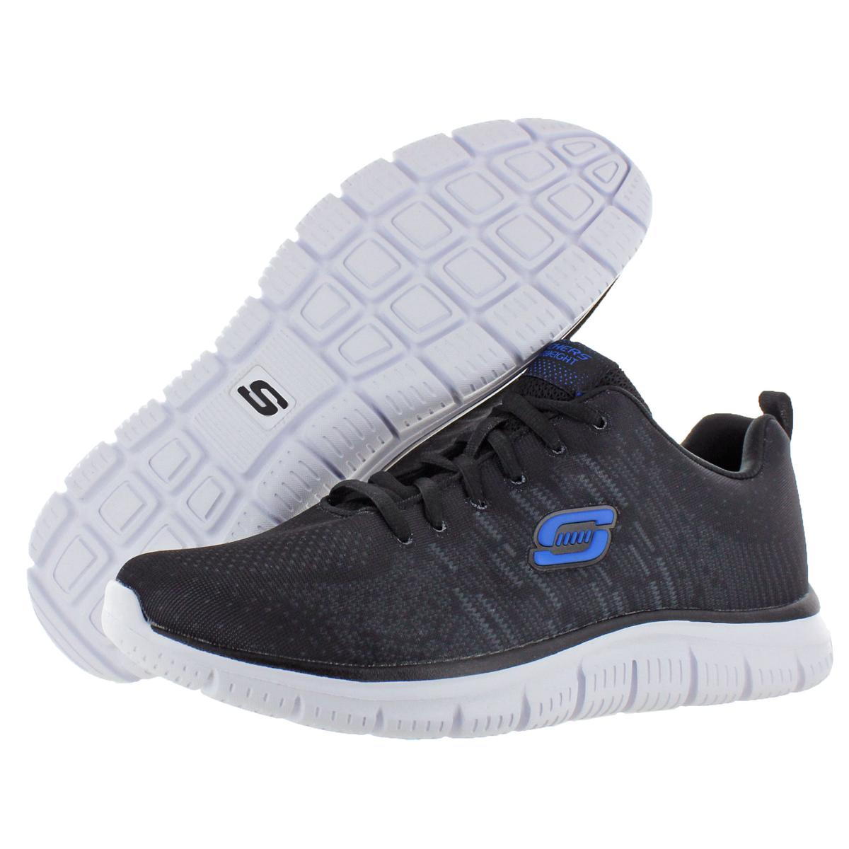 Details about Skechers Mens Track Insinuations C Lightweight Running Shoes Sneakers BHFO 0958