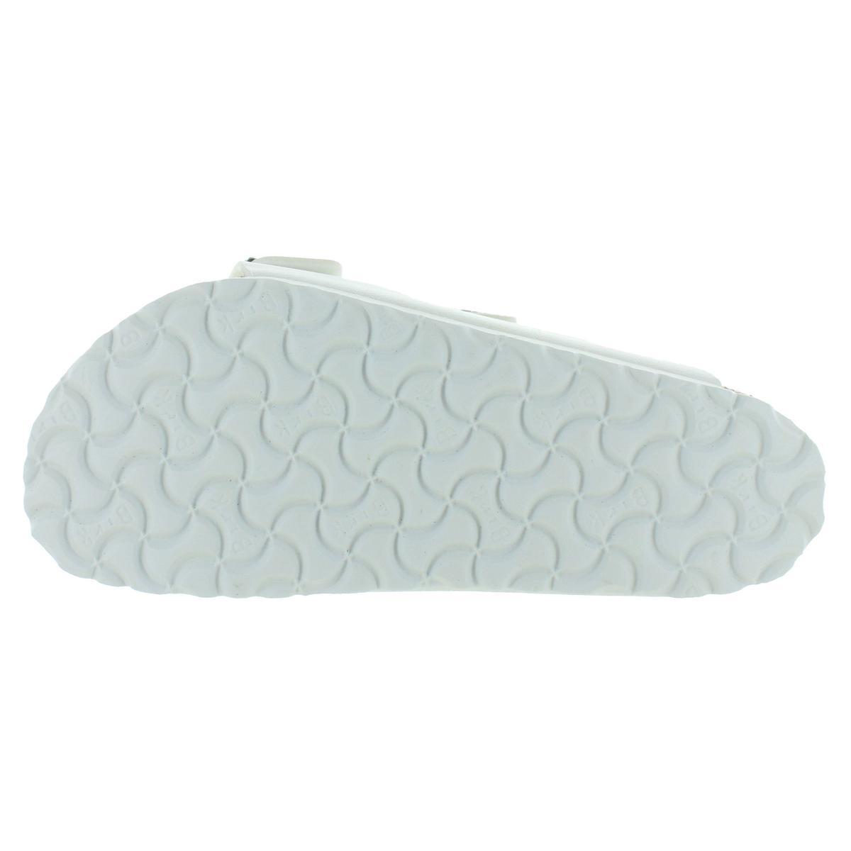 Birkenstock-Women-039-s-Arizona-Double-Buckle-Cork-Sandals thumbnail 8