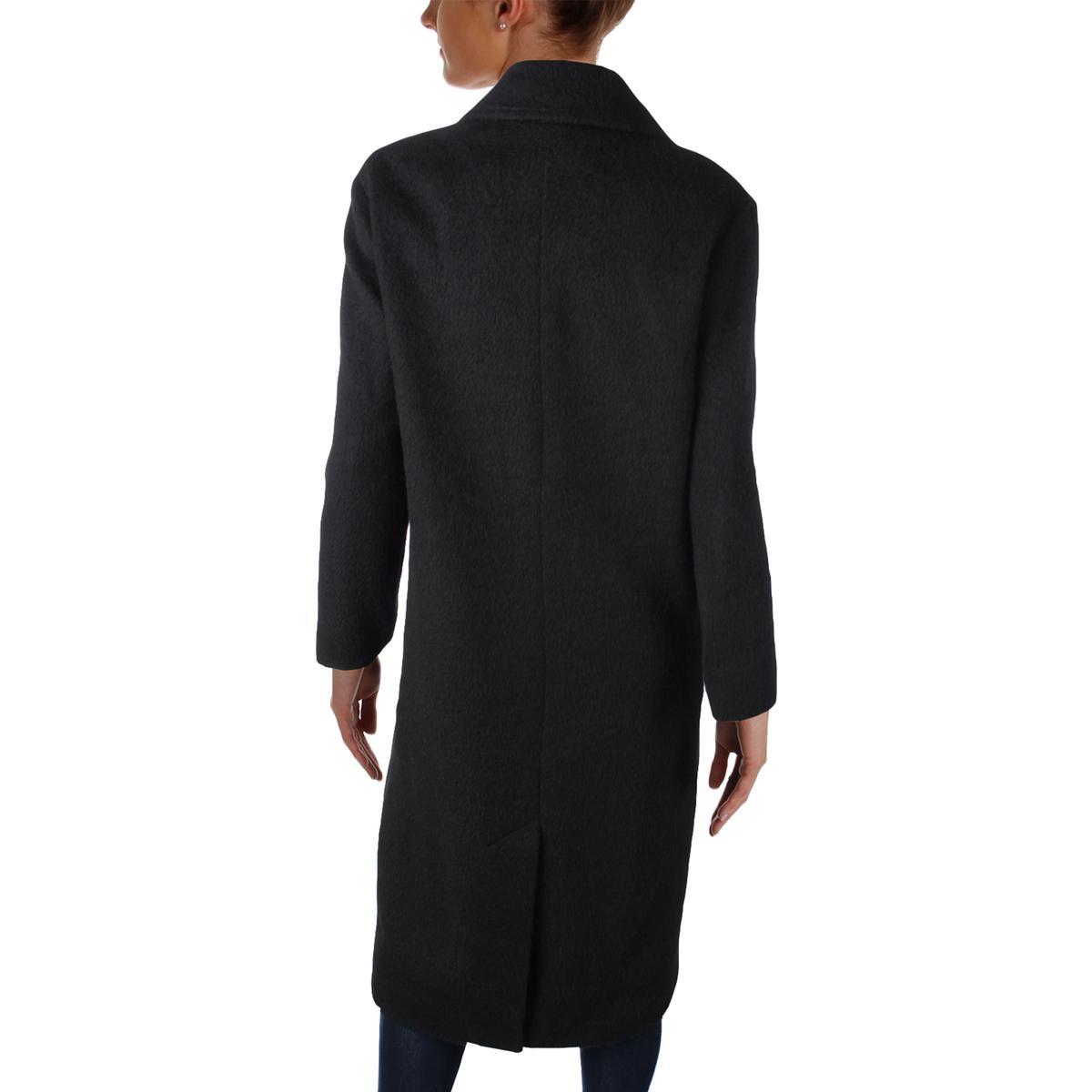 Jones-New-York-Womens-Winter-Wool-Blend-Long-Maxi-Coat-Outerwear-BHFO-6405