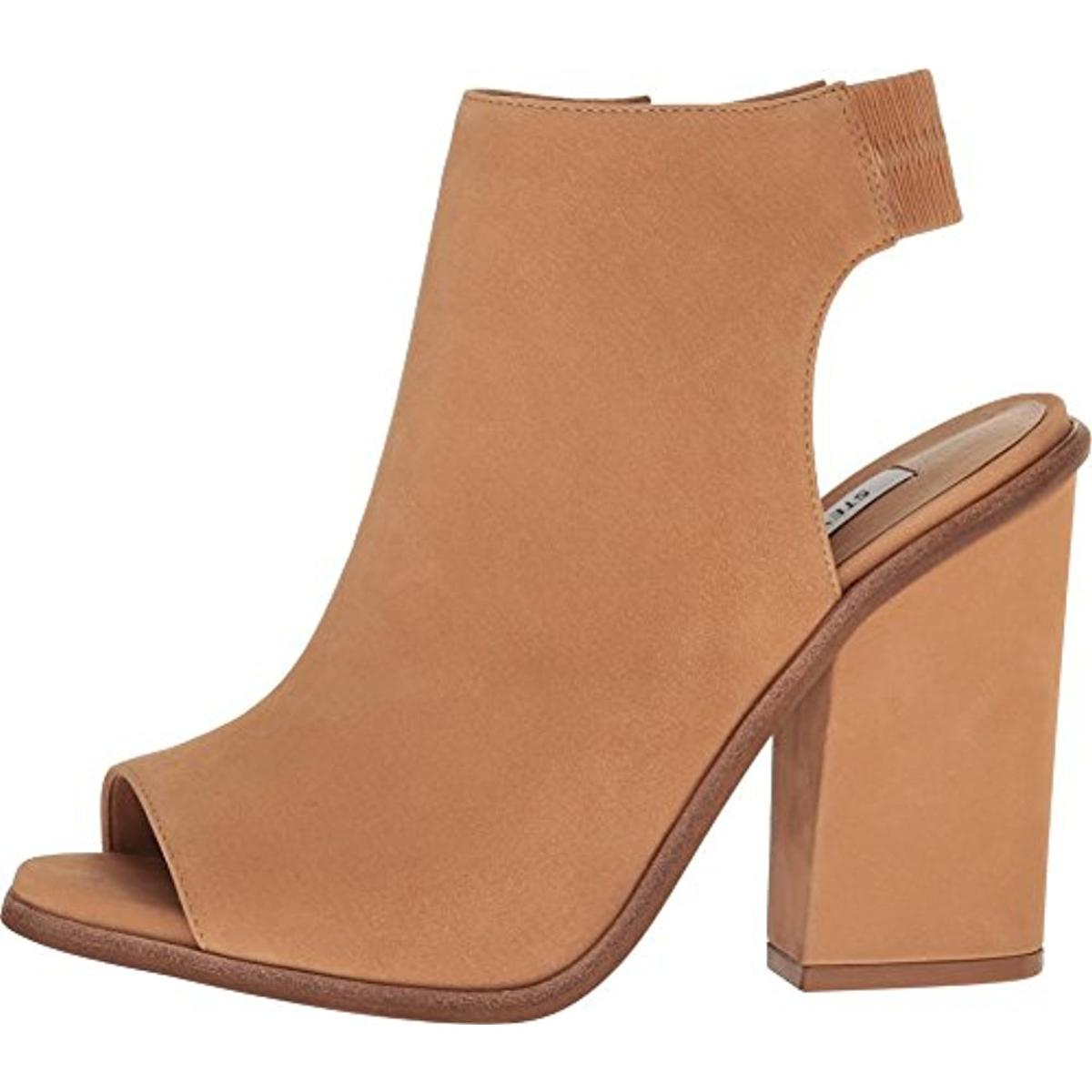 5e6f2415ee9 Details about Steve Madden Womens Valencia Open Toe Booties Dress Sandals  Shoes BHFO 4273