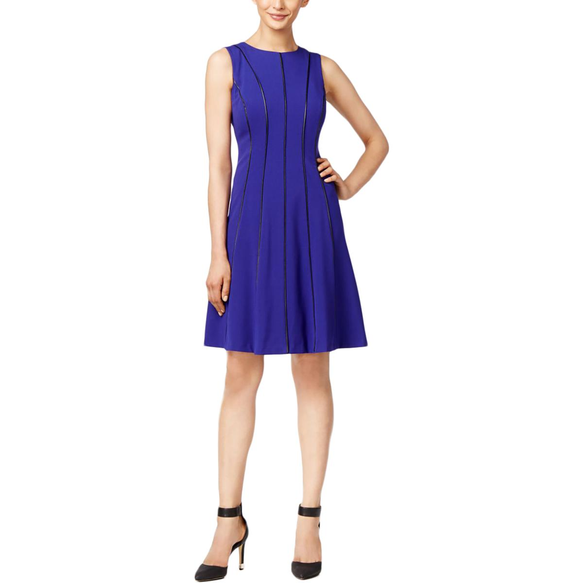 Increíble Vestido De Cóctel De Calvin Klein Molde - Vestido de Novia ...