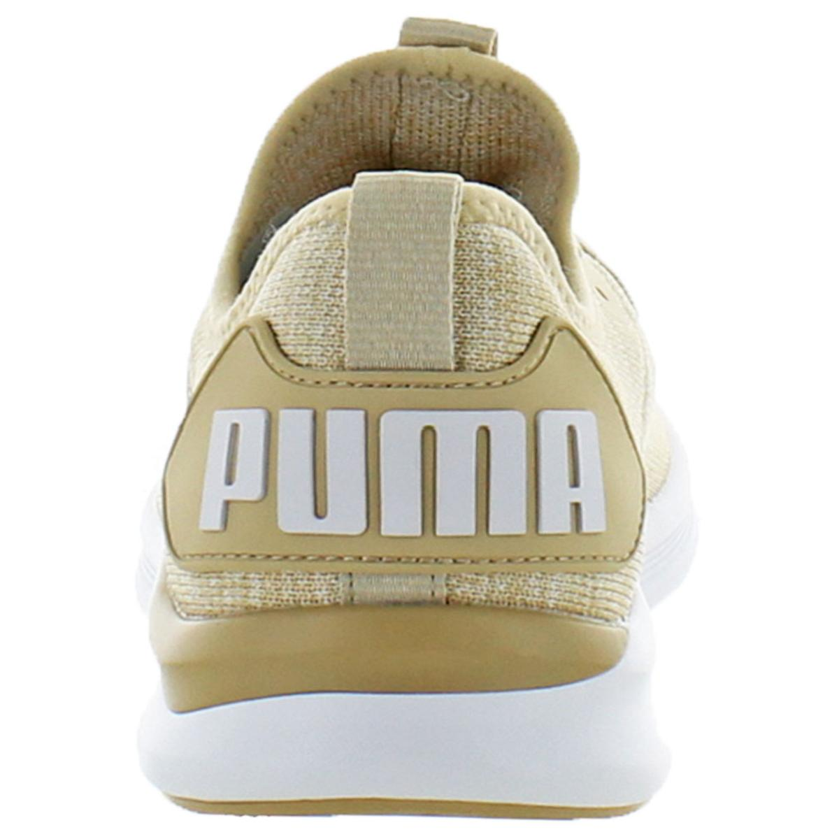 Puma-IGNITE-Flash-evoKNIT-Men-039-s-Knit-Mid-Top-Athleisure-Trainer-Sneaker-Shoes thumbnail 5