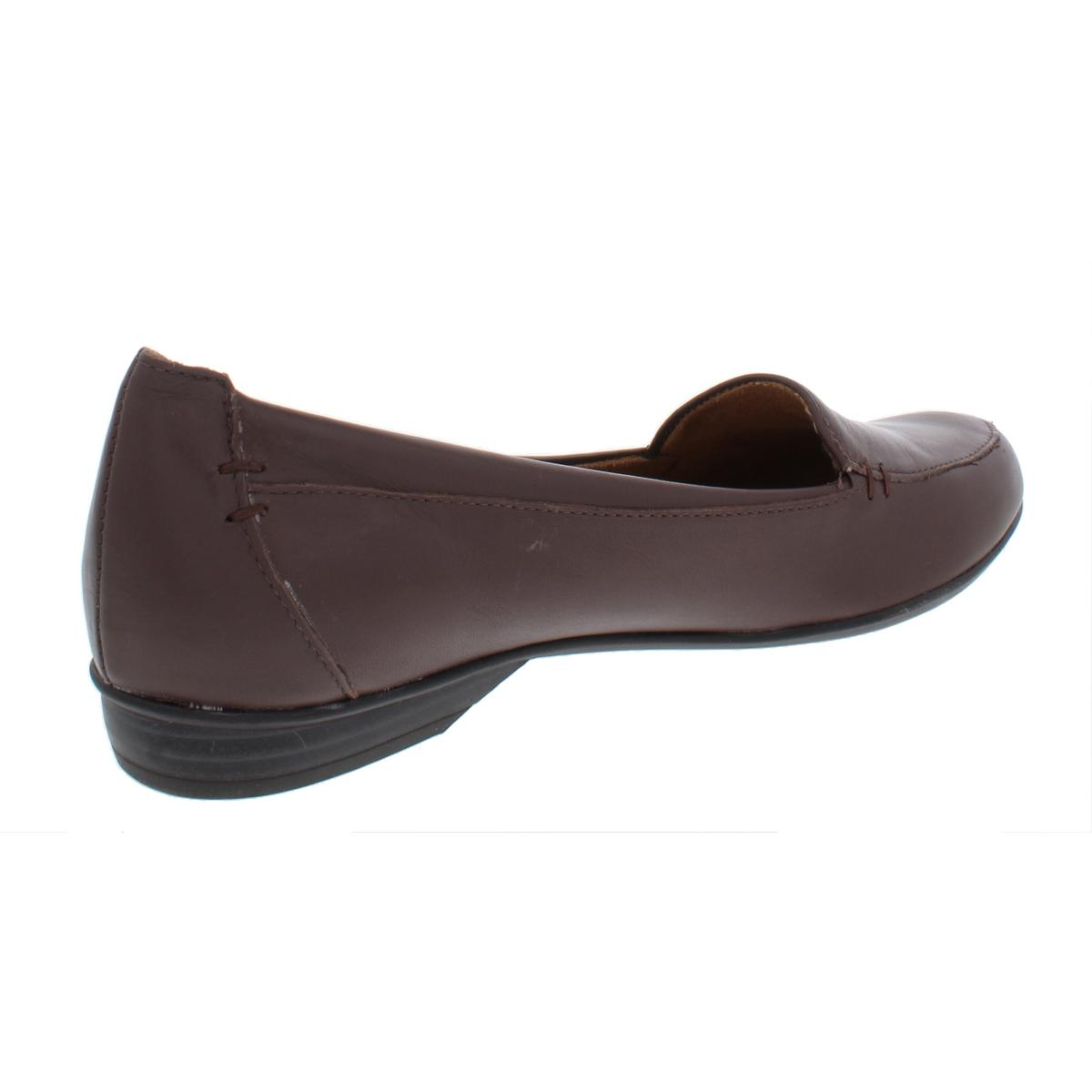 Naturalizer-Womens-Saban-Solid-Round-Toe-Casual-Loafers-Shoes-BHFO-1181 thumbnail 6