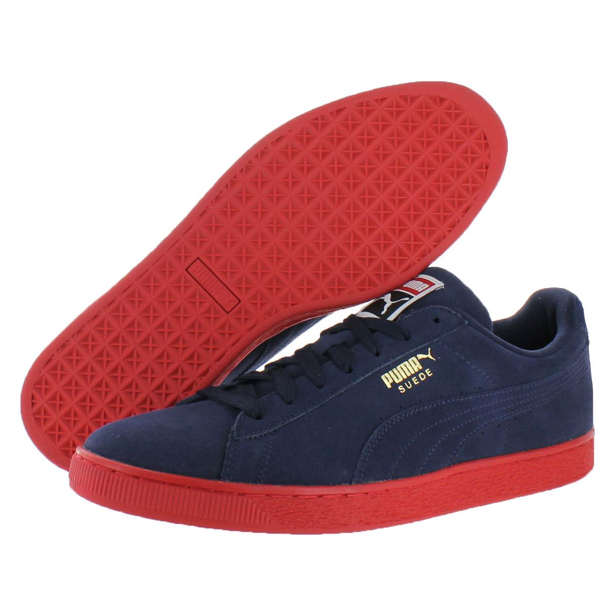 Puma-Suede-Classic-Men-039-s-Fashion-Sneakers-Shoes thumbnail 31