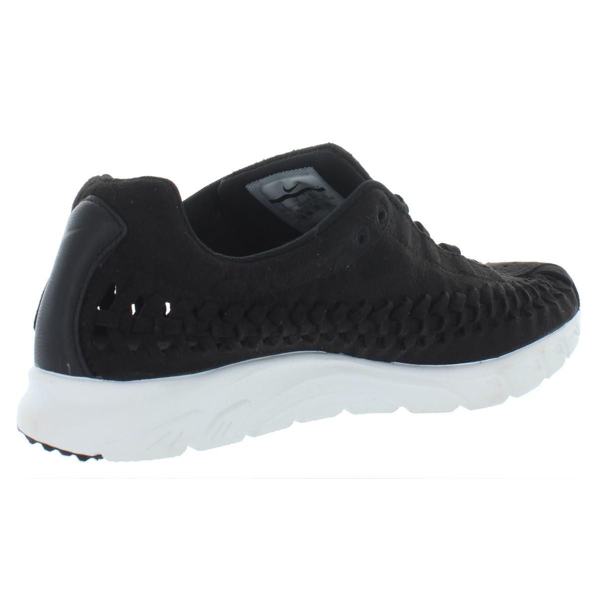 Nike-Mens-Mayfly-Woven-Suede-Woven-Training-Fashion-Sneakers-Shoes-BHFO-2898 thumbnail 7