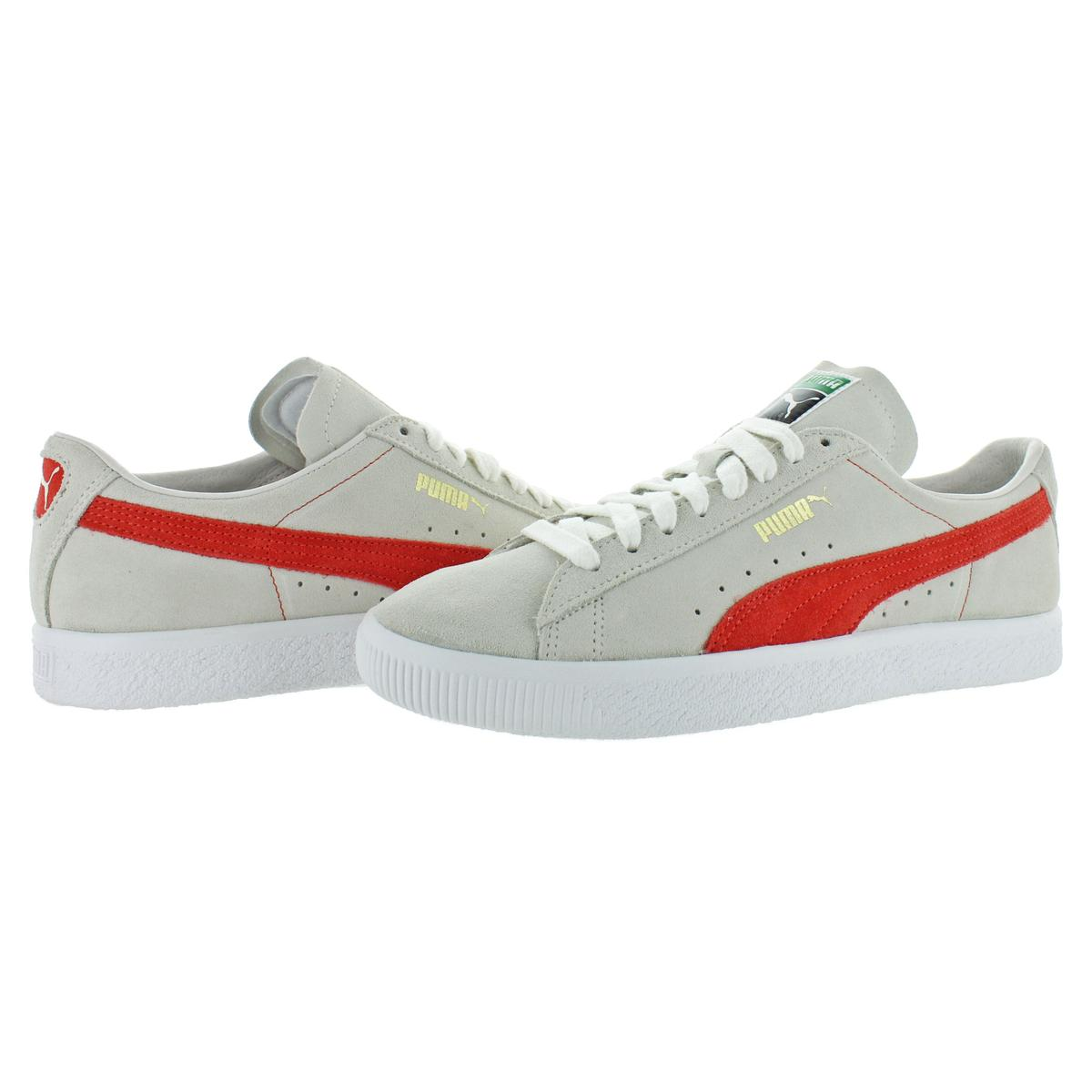 Puma-Suede-Classic-Men-039-s-Fashion-Sneakers-Shoes thumbnail 58