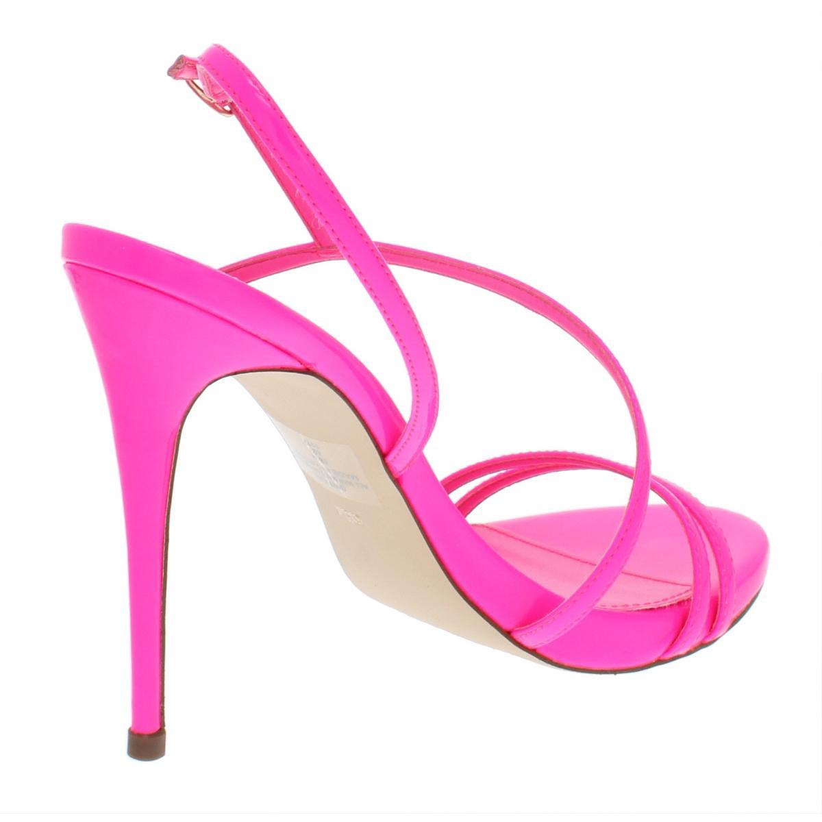 Guess Womens Tilda Strappy Stiletto Open Toe Dress Dress Dress Sandals shoes BHFO 6195 0d946b
