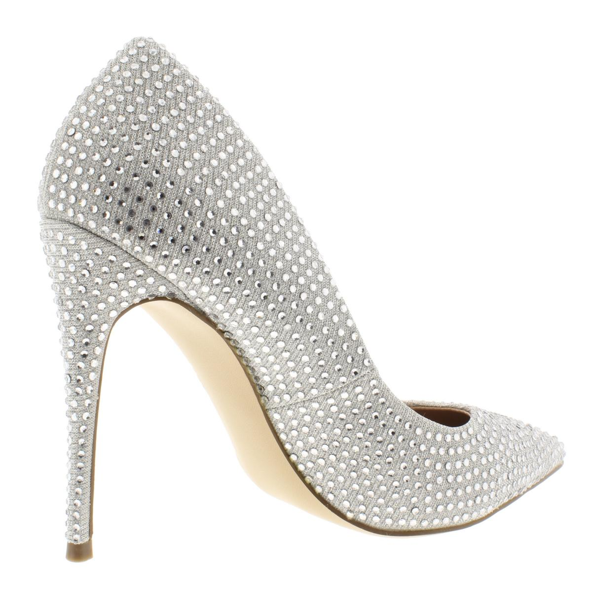 Steve-Madden-Womens-Daisie-Evening-Heels-Shoes-BHFO-4616 thumbnail 18
