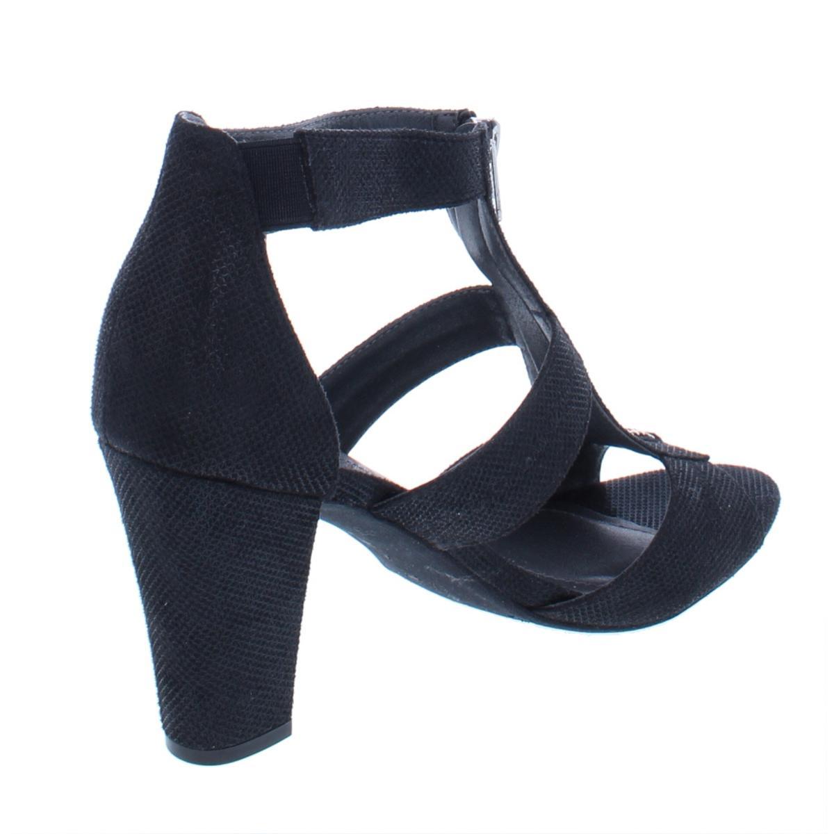 Rialto-Womens-Ritz-Open-Toe-Block-Heels-Evening-BHFO-8083 thumbnail 4