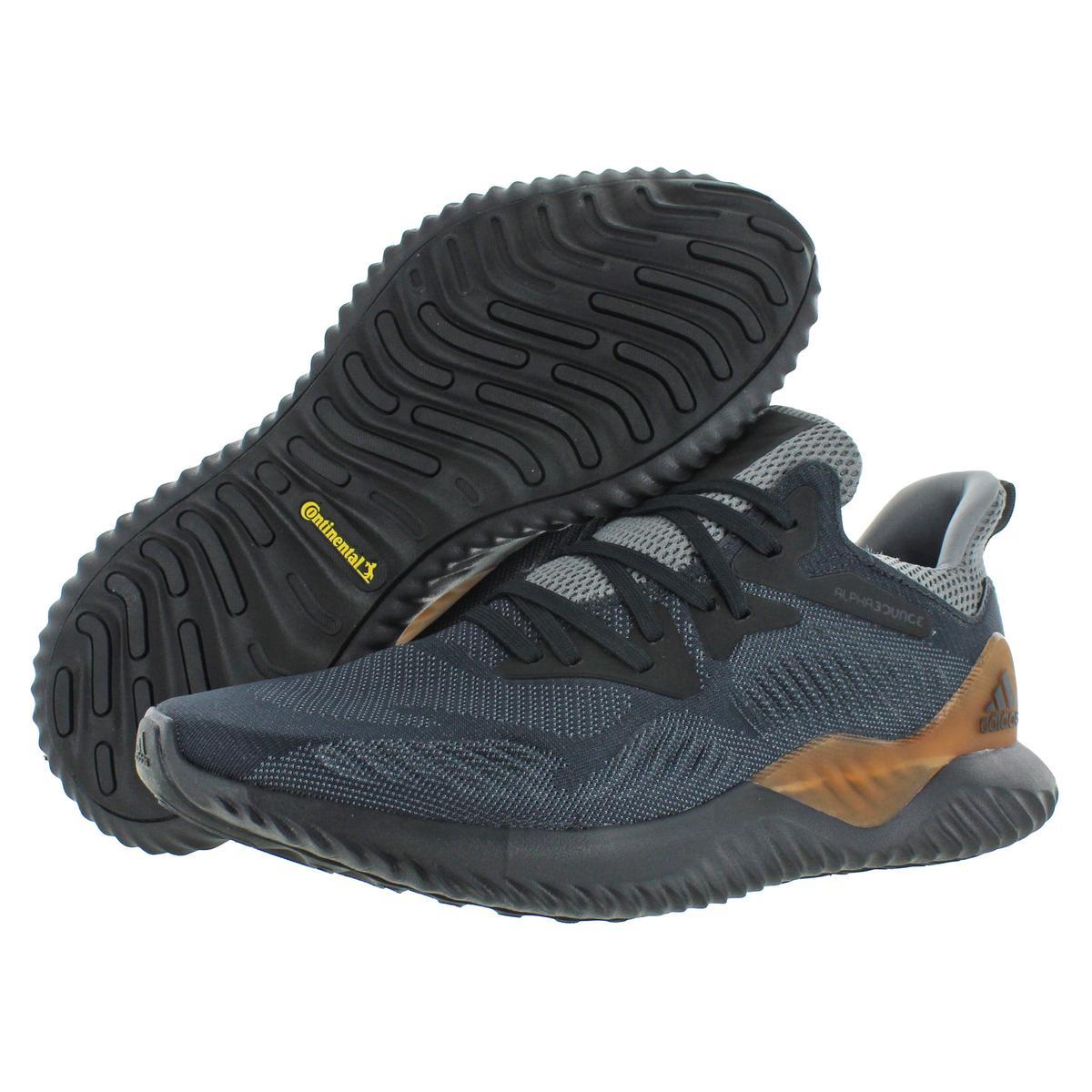 4006be042 Adidas Mens Alphabounce Beyond Gray Running Shoes 11 Medium (D) BHFO ...