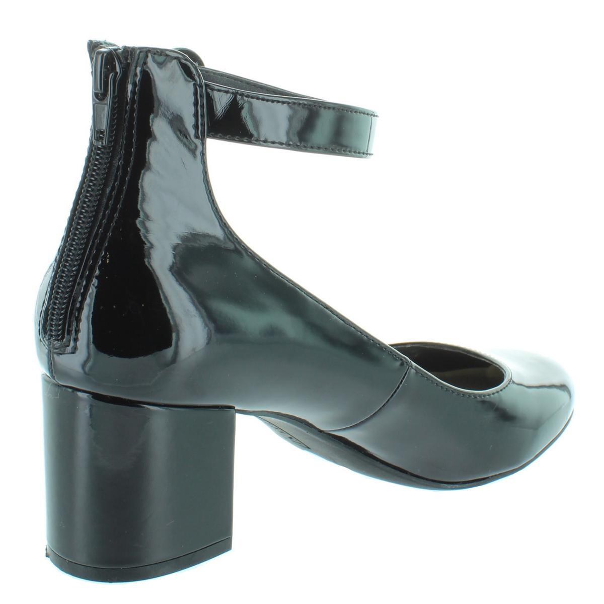 Alfani-Femme-ashiaa-Cheville-Sangle-Escarpins-Chaussures-BHFO-5590 miniature 5