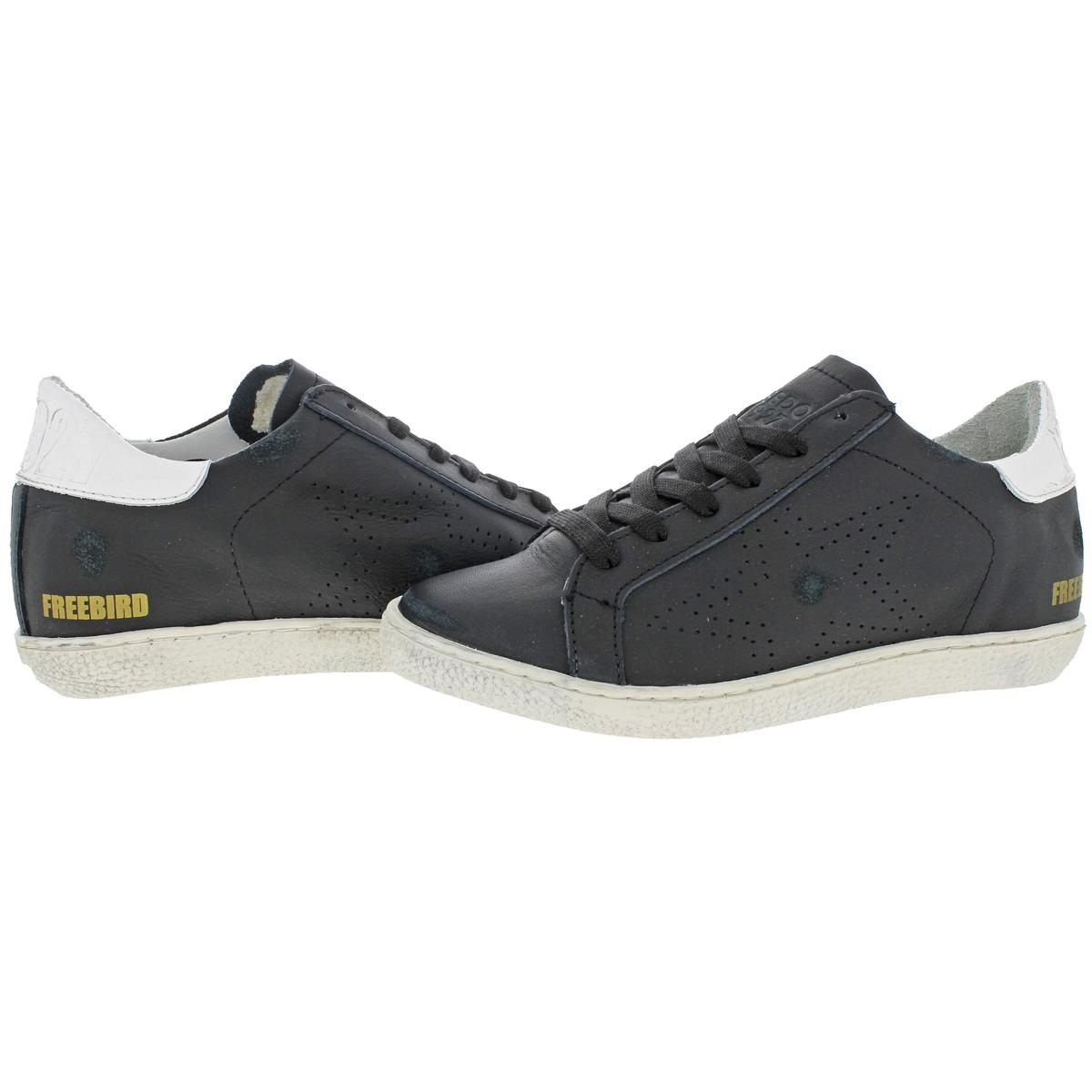 02c81a33e23 Freebird by Steve Madden Women s Leather Distressed Low Top Fashion ...