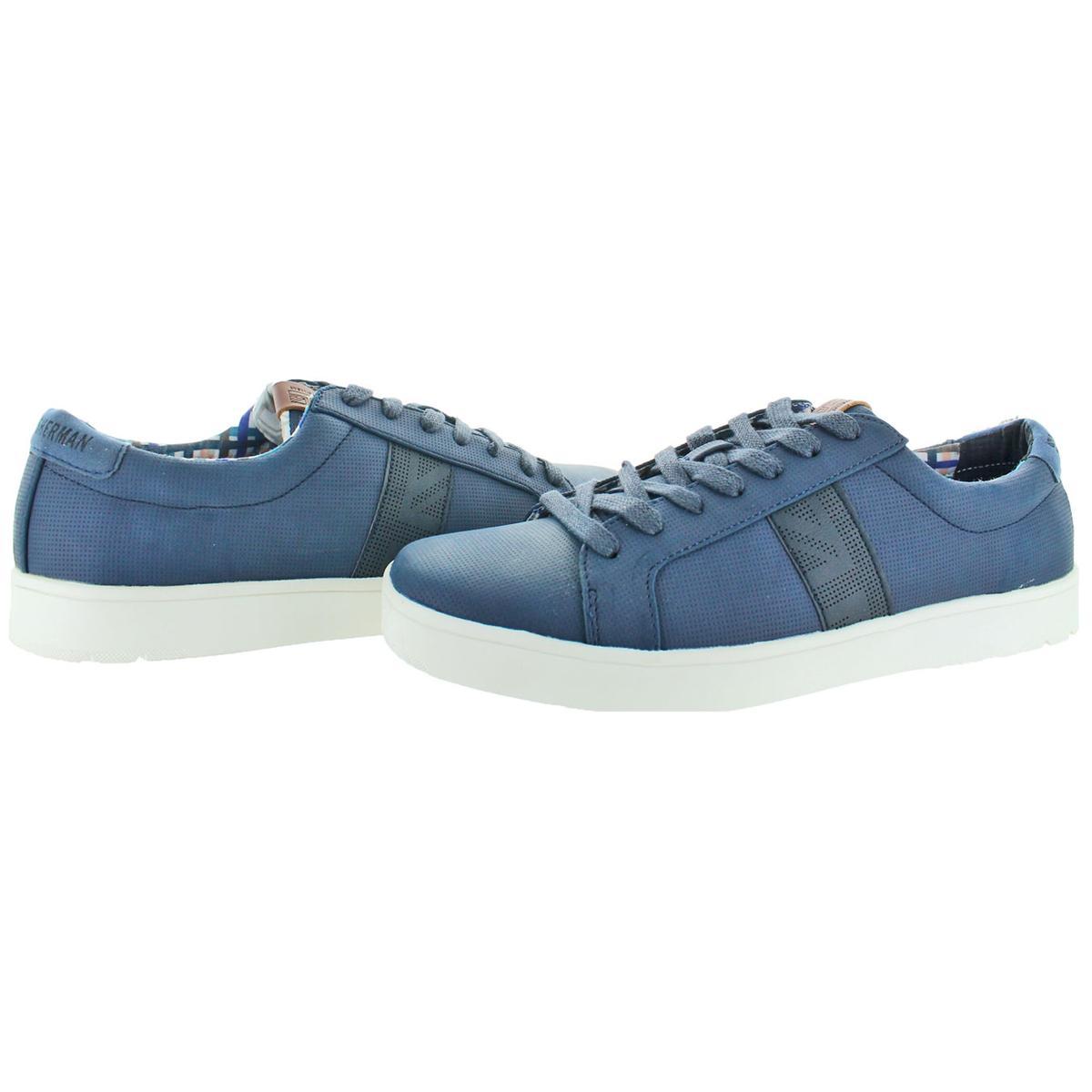 Ben-Sherman-Ashton-Men-039-s-Fashion-Court-Sneakers-Shoes thumbnail 5
