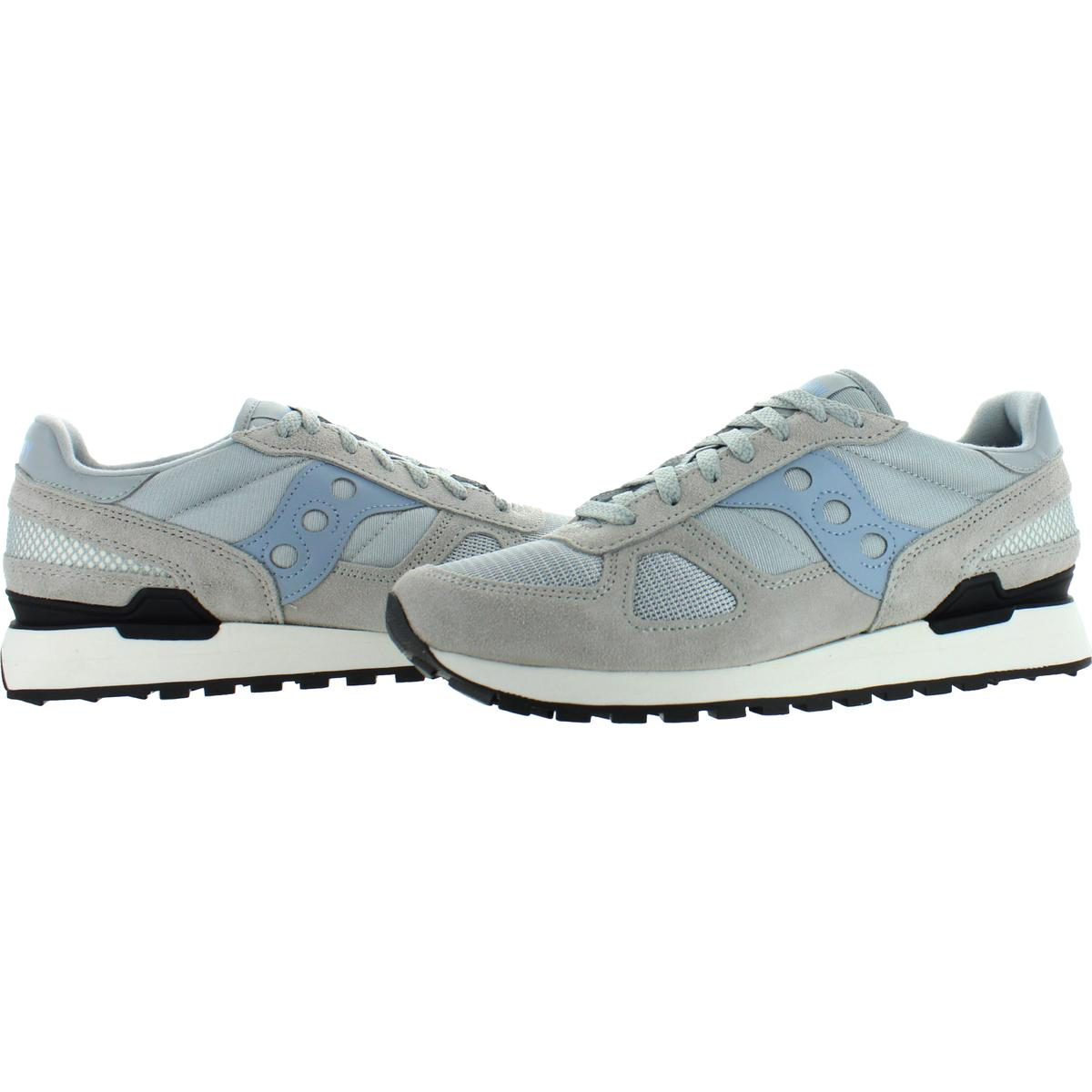 Saucony-Mens-Shadow-Original-Trainers-Suede-Comfort-Sneakers-Shoes-BHFO-0431 miniatuur 16