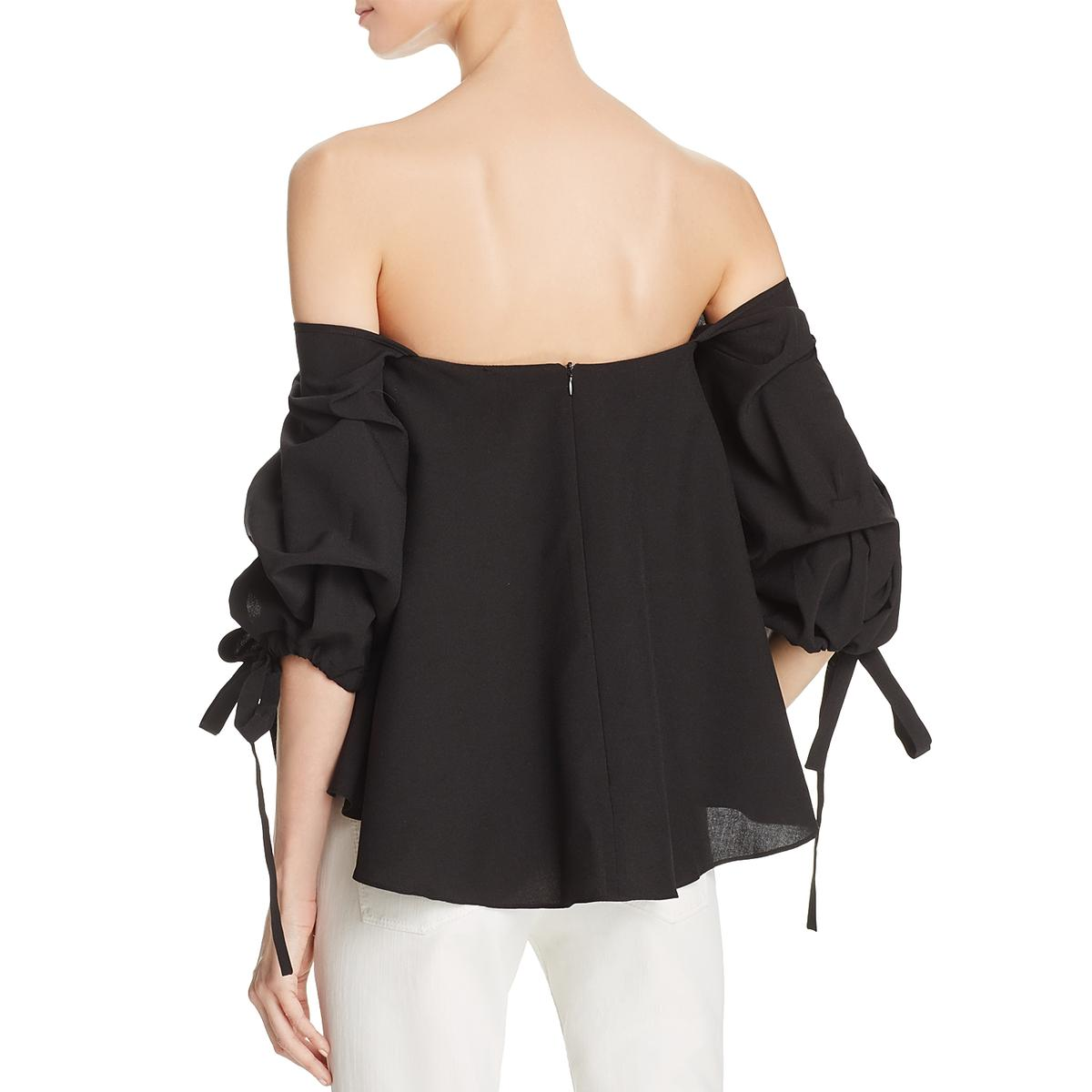 Neckline Sweetheart Sleeves Womens Shirt Bhfo Be Ruffled Crop 1889 Do Top xUIXqx