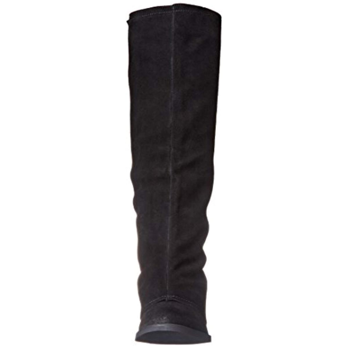 Naughty Monkey Damenschuhe Arctic Knee-High Solstice Suede Knee-High Arctic Stiefel Schuhes BHFO 3376 dd8e8f
