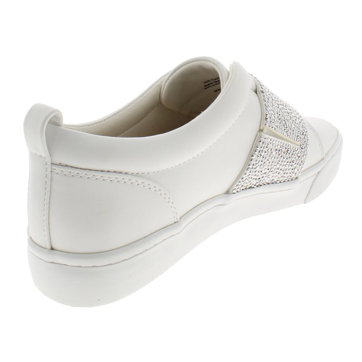 INC-Womens-Sapphira-Padded-Insole-Rhinestone-Casual-Shoes-Sneakers-BHFO-8988 thumbnail 4