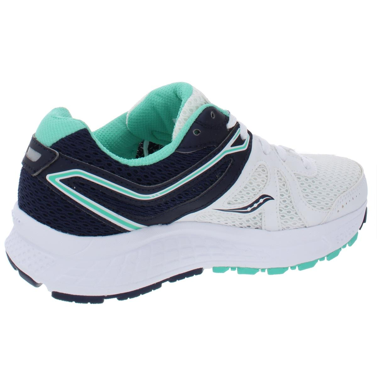 Saucony Womens Grid Cohesion 11 Mesh Low Top Running Shoes Sneakers BHFO 6566