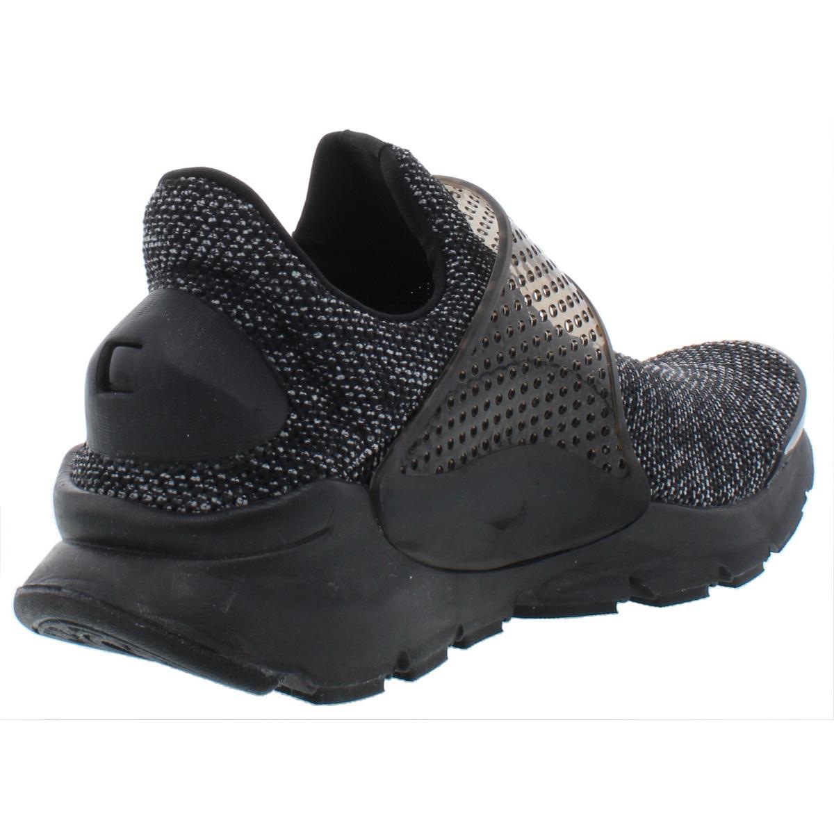 best loved 97aca 210ab Nike Sock Dart BR Breathe Mens 909551-001 Black Slip on Running Shoes Size  8 for sale online | eBay