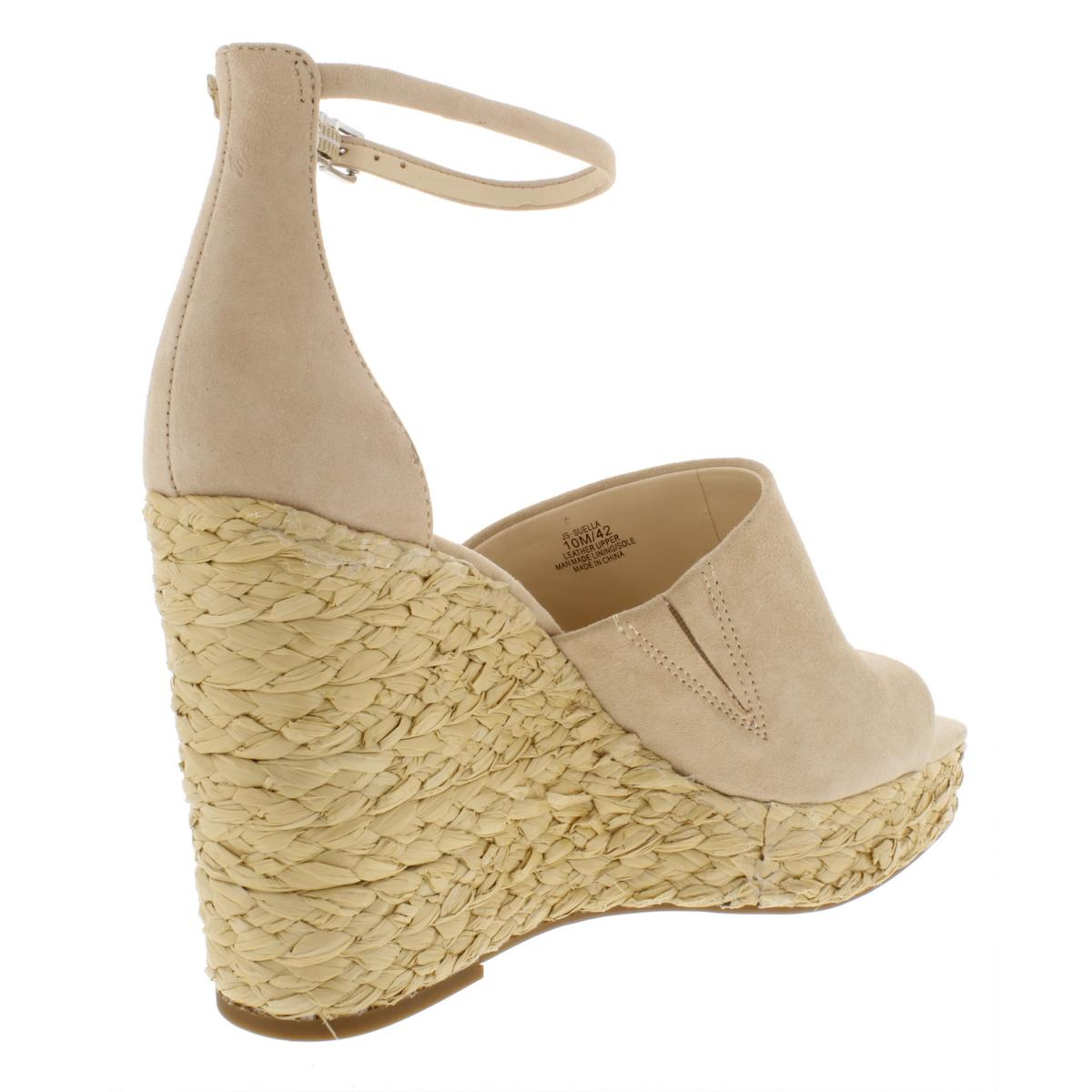 Jessica-Simpson-Womens-Suella-Suede-Espadrille-Wedge-Sandals-Shoes-BHFO-5228 thumbnail 4