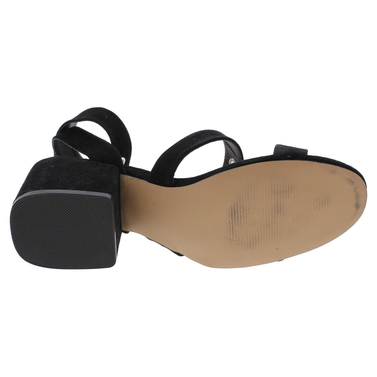 Steve-Madden-Womens-Rotating-Open-Toe-Double-Strap-Dress-Sandals-Shoes-BHFO-4421 thumbnail 8