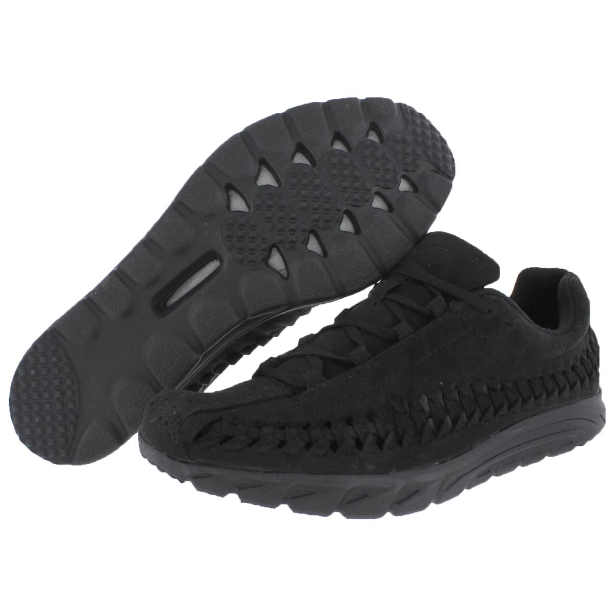Nike-Mens-Mayfly-Woven-Suede-Woven-Training-Fashion-Sneakers-Shoes-BHFO-2898 thumbnail 5