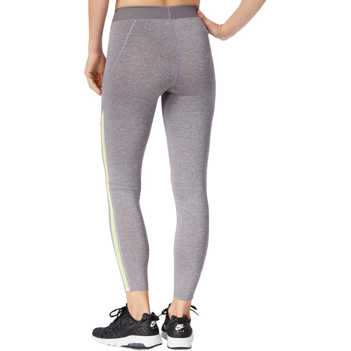 70baabb4f4a579 Nike Womens Gray Fitness Yoga Running Athletic Leggings L BHFO 8422. About  this product. Last one! Picture 1 of 4; Picture 2 of 4; Picture 3 of 4;  Picture 4 ...