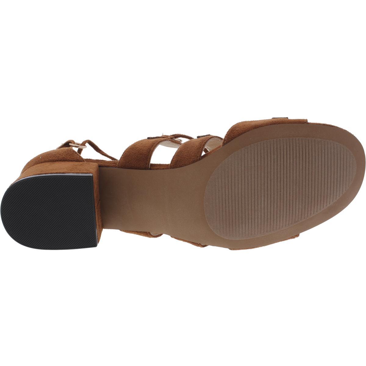 Design-Lab-Womens-Eldy-Block-Heel-Dress-Sandals-Shoes-BHFO-2676 thumbnail 10