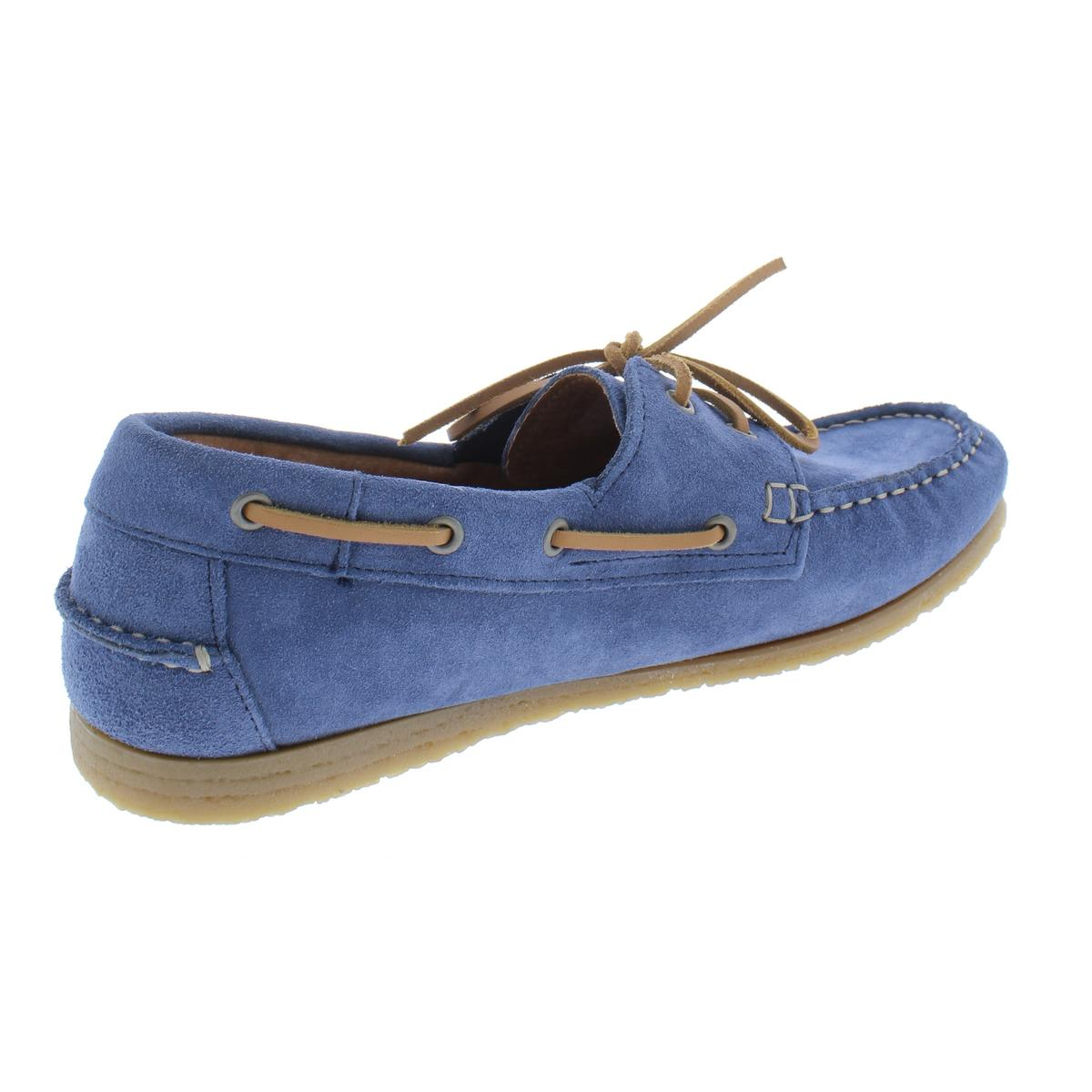Steve-Madden-Mens-Buoy-Solid-Loafer-Slip-On-Boat-Shoes-BHFO-9944 thumbnail 4