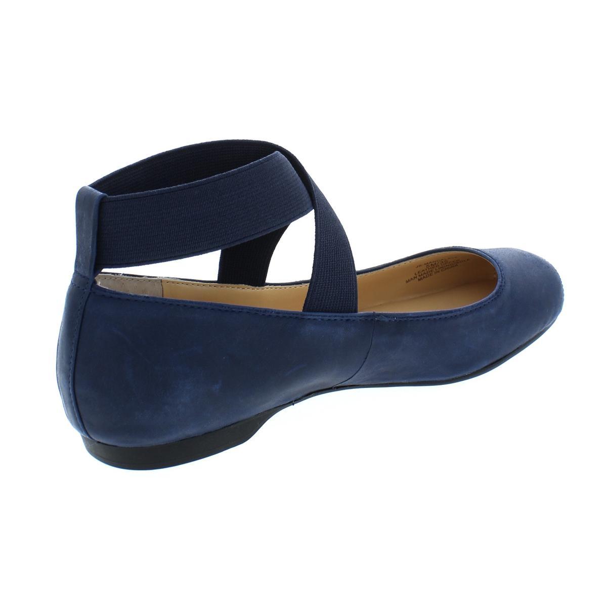 Jessica-Simpson-Women-039-s-Mandalaye-Square-Toe-Ankle-Wrap-Ballet-Flats thumbnail 17