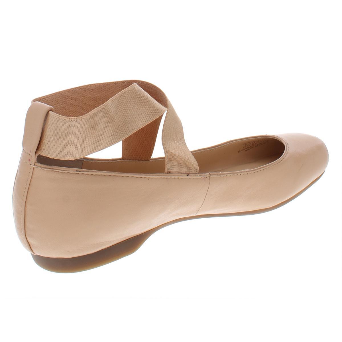 Jessica-Simpson-Women-039-s-Mandalaye-Square-Toe-Ankle-Wrap-Ballet-Flats thumbnail 14