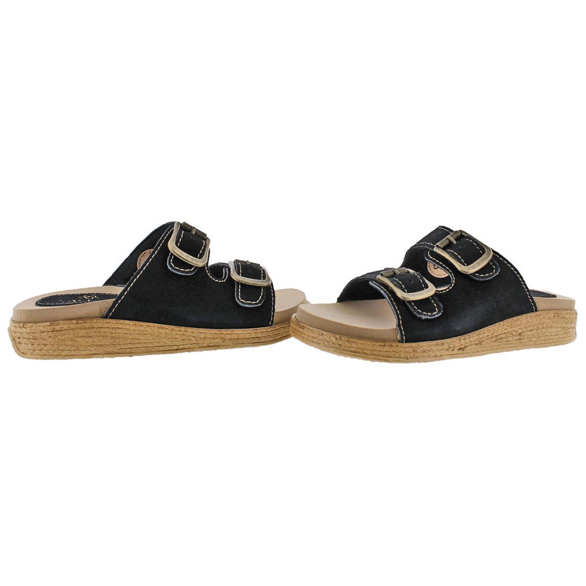 Sbicca-Espadrille-Buckle-Women-039-s-Buckle-Slide-Sandals thumbnail 5